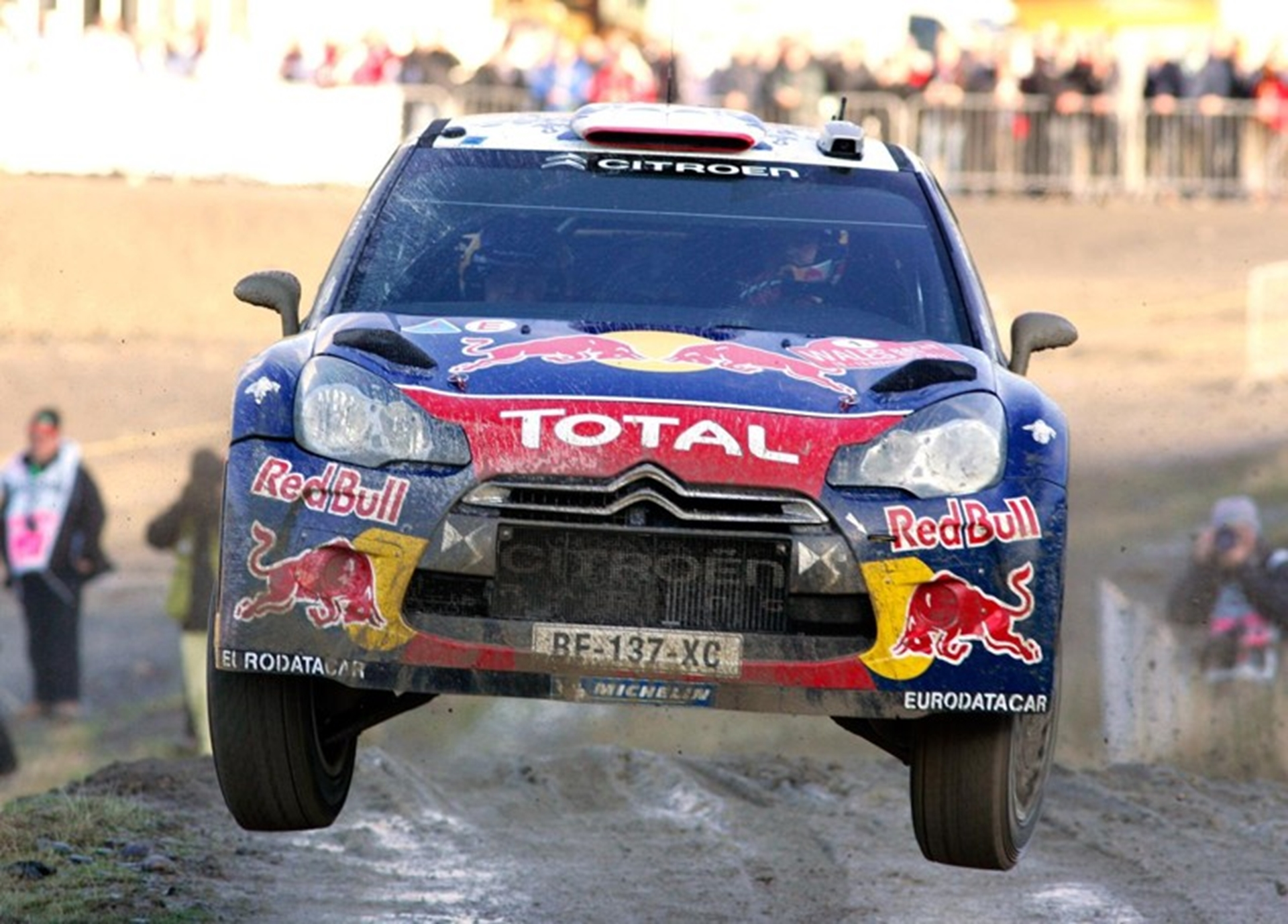 Citroen World Rally Champs 2011 Redbull