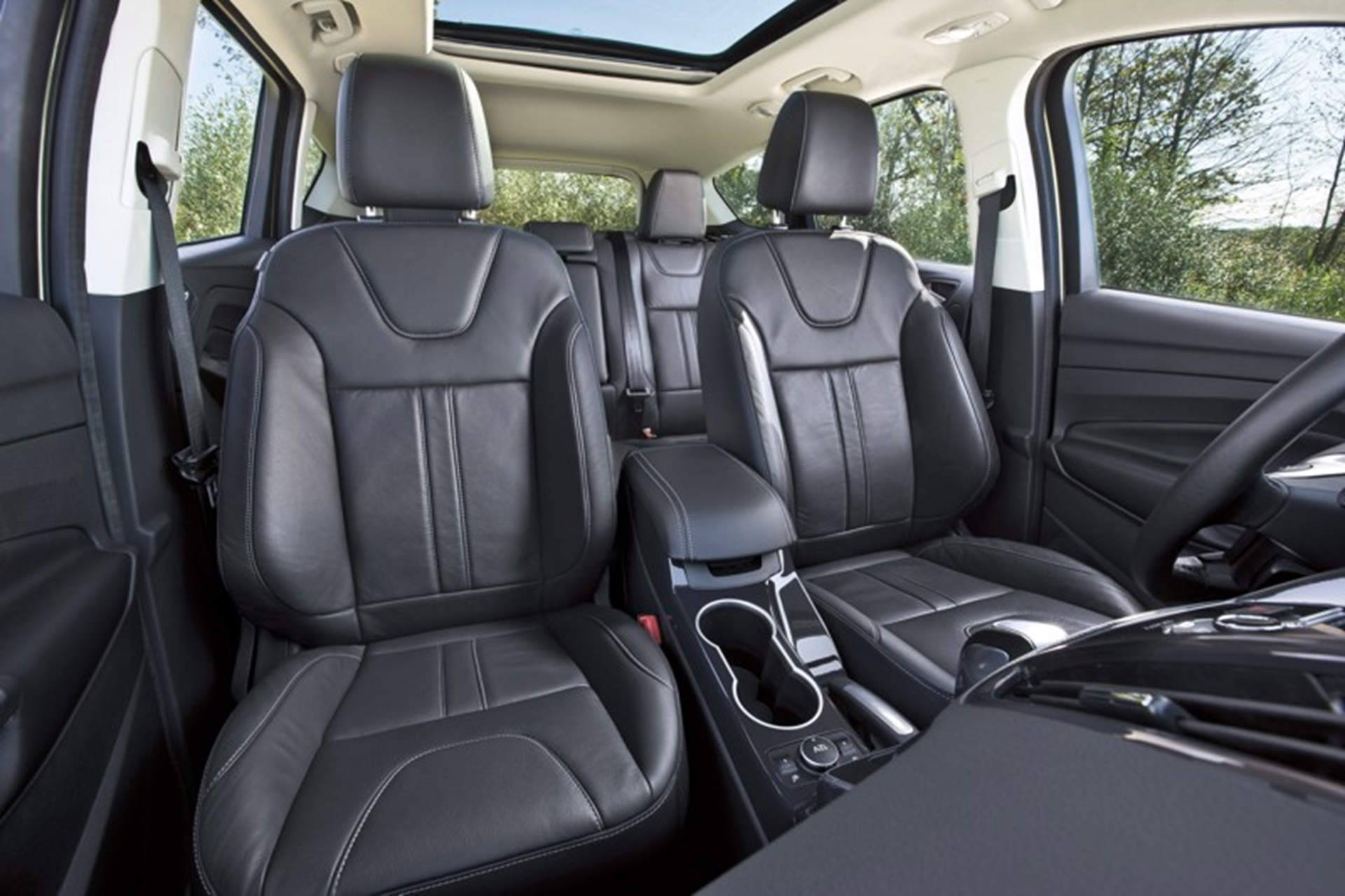Ford Escape 2012 Inside