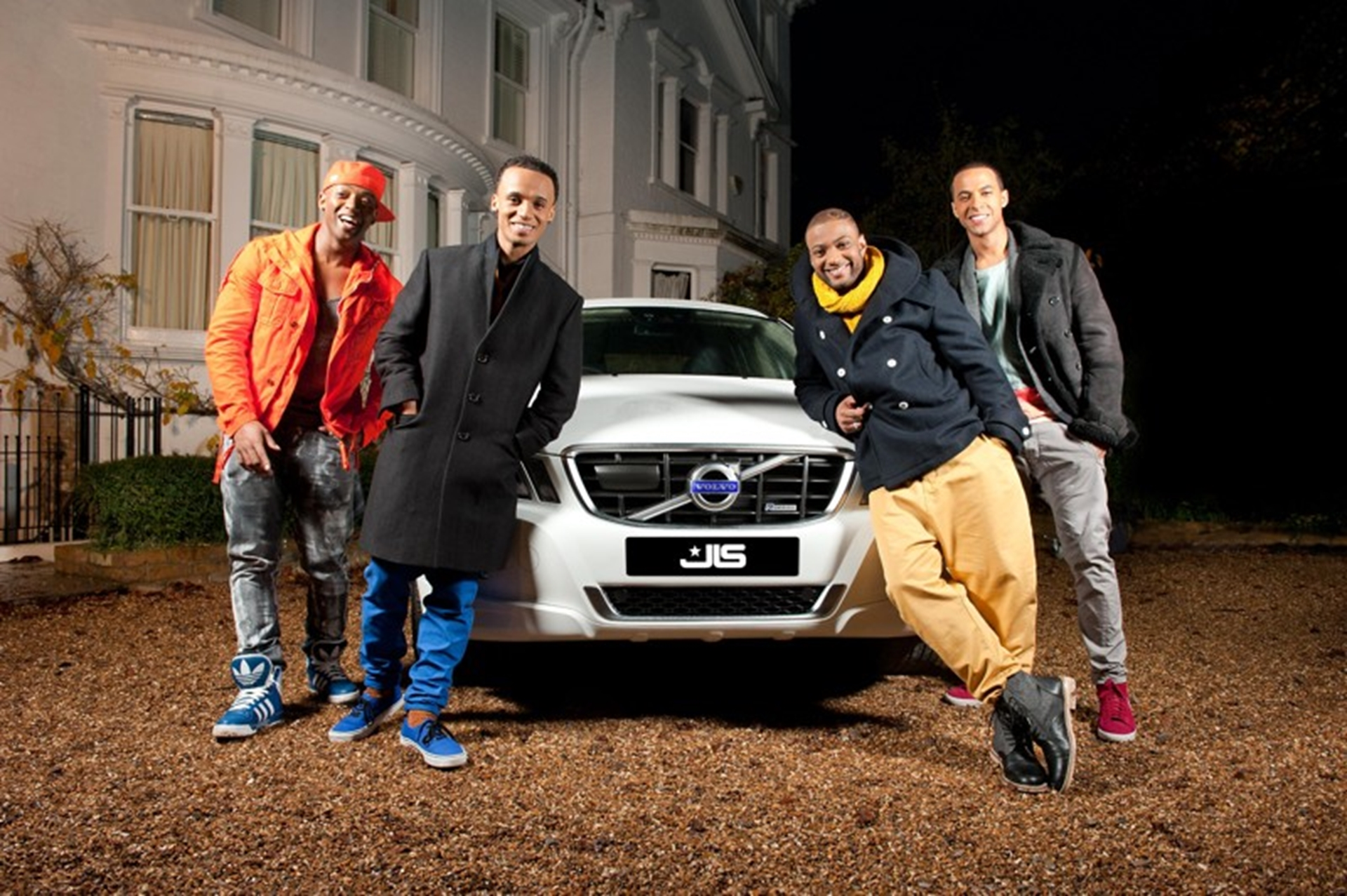 JLS and Volvo