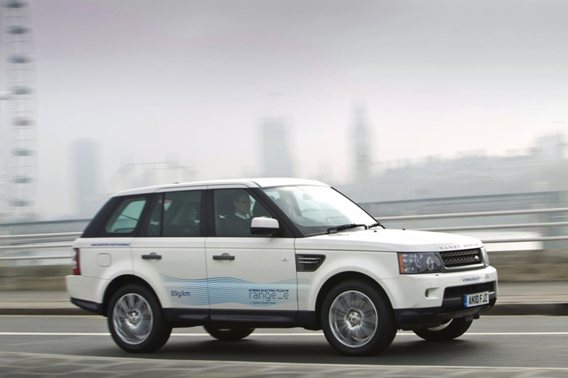 Landrover Electric Vehicle
