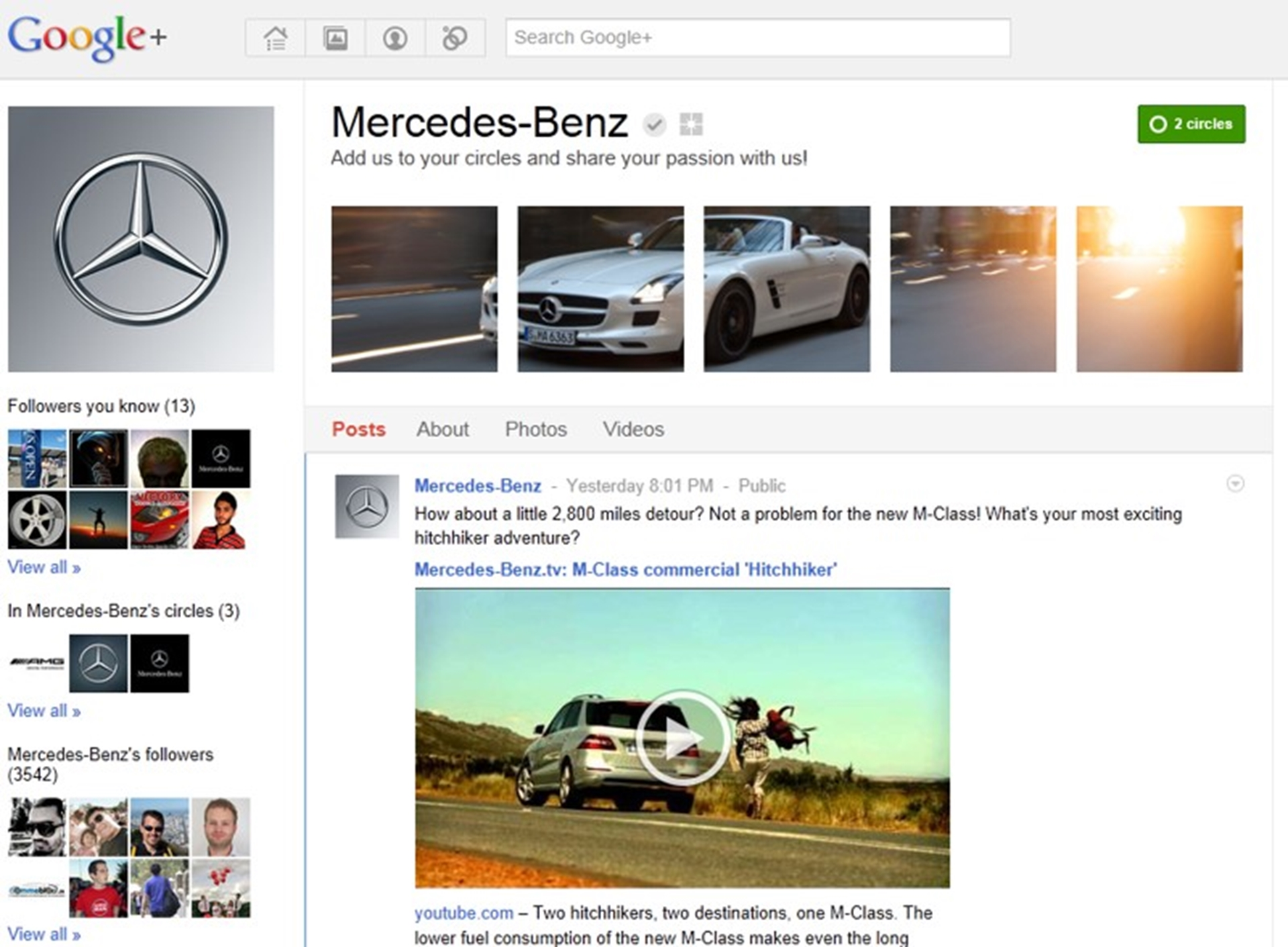mercedes-benz-google-plus