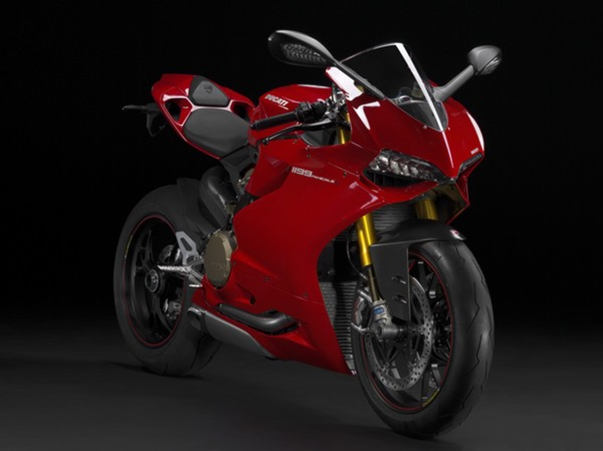 New Superbike The 1199 Panigale And Updated Ducati Range At