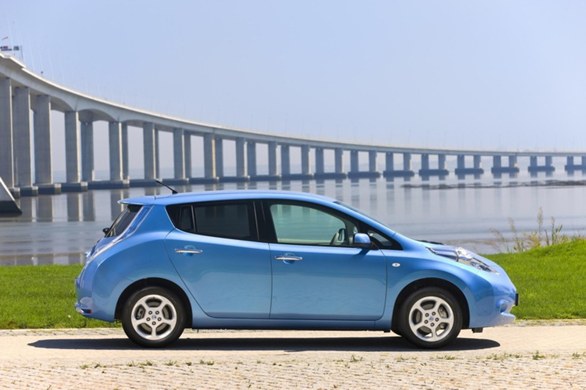Nissan Leaf Car