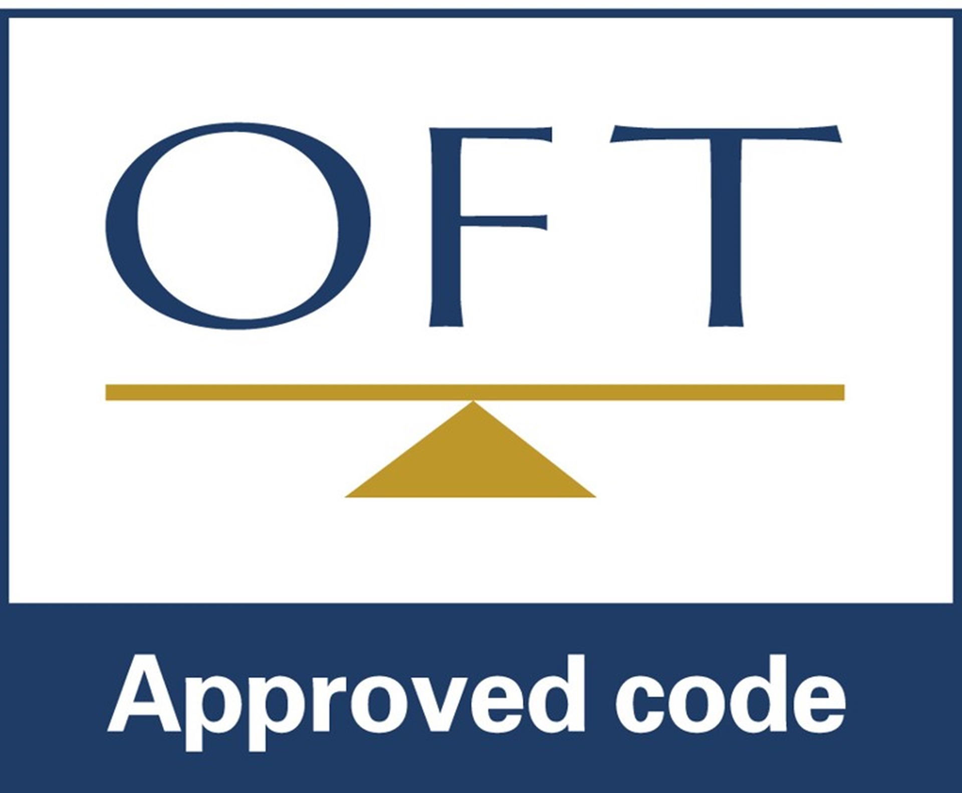 OFT Approved Code
