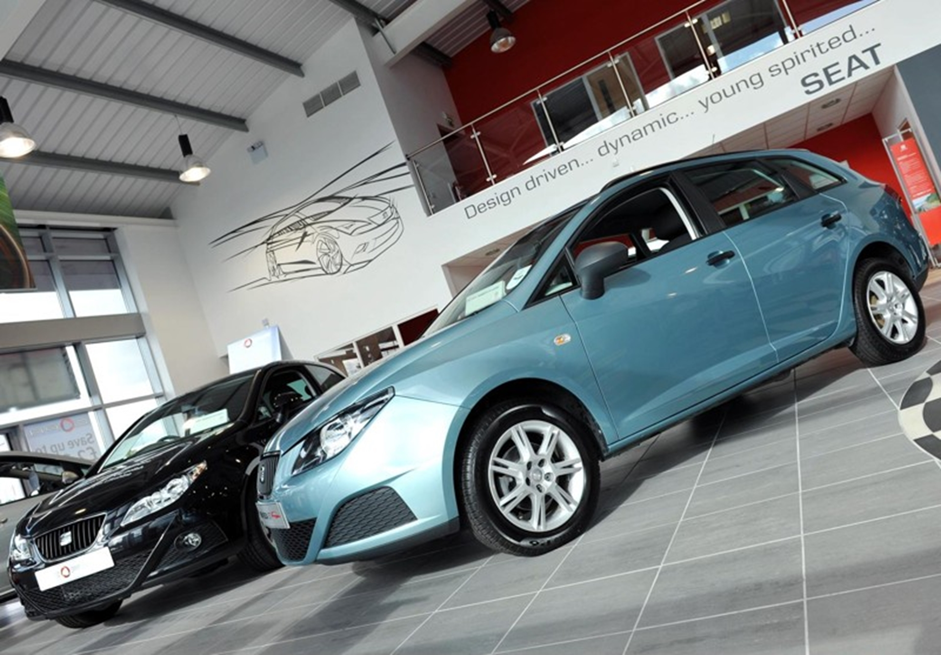 SEAT Dealers Nationwide United Kingdom