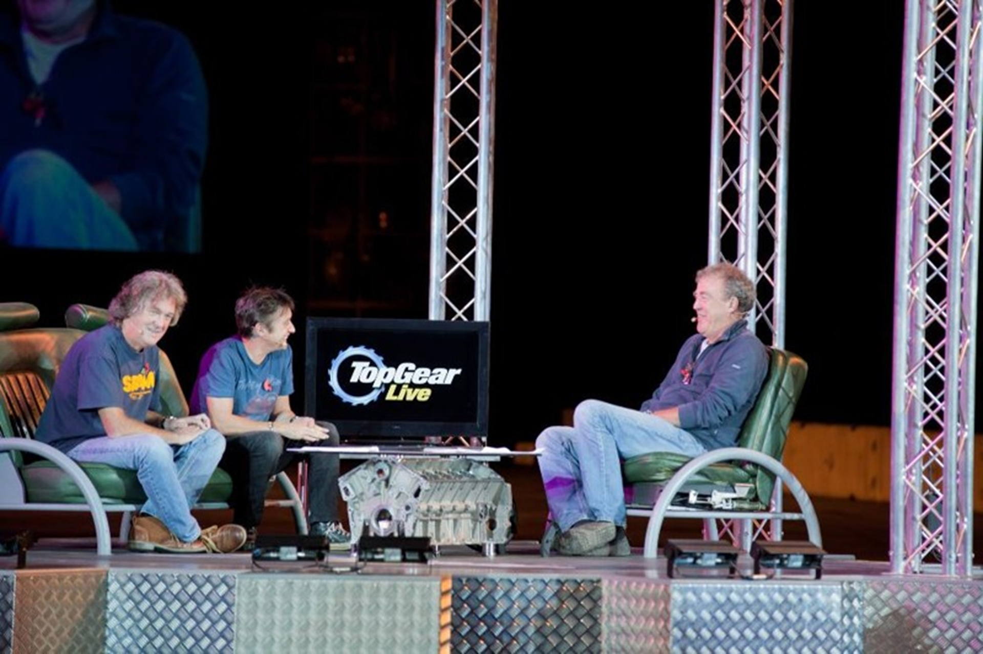 Top Gear Live 2011