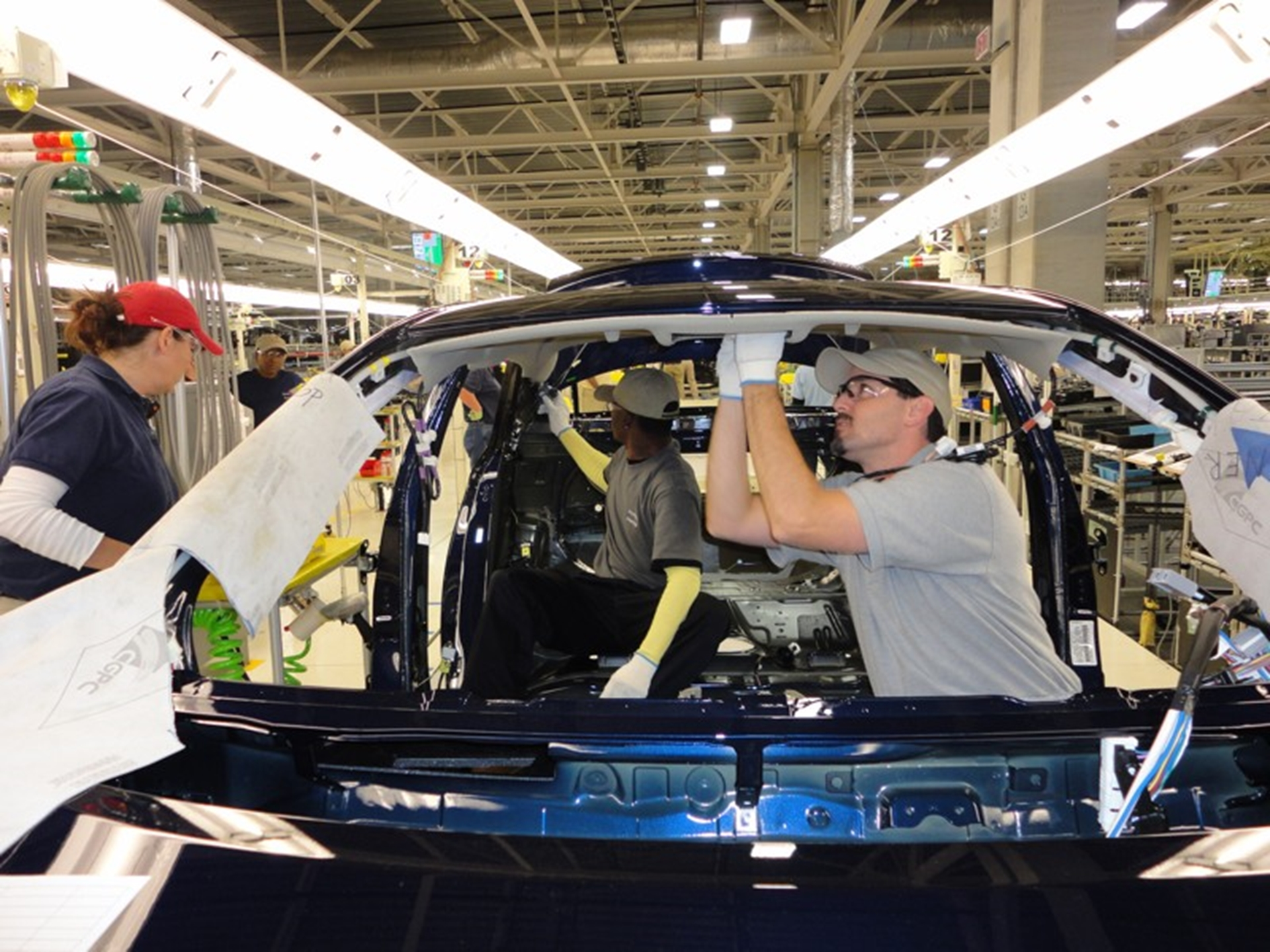 toyota Corolla assembly