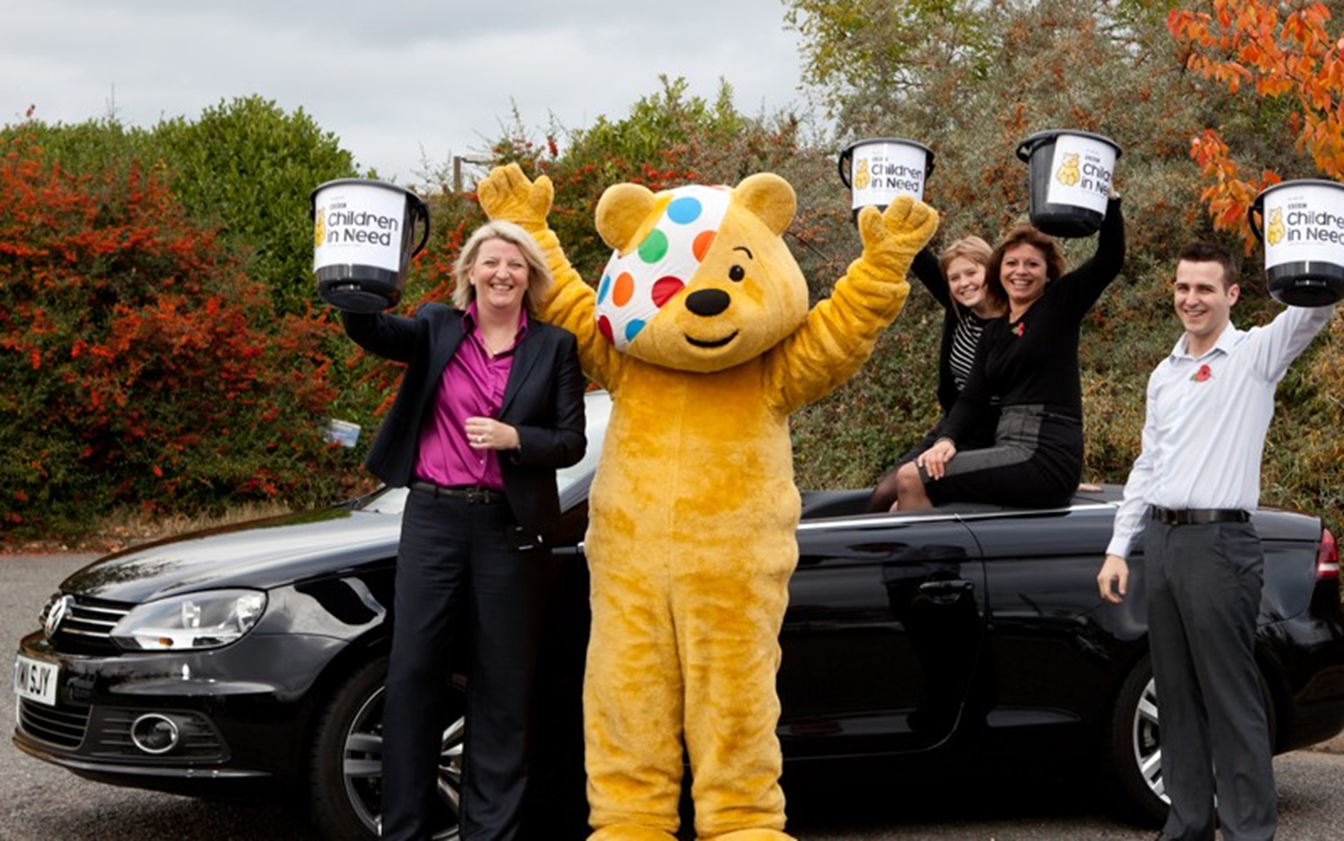 Volkswagen Children in Need