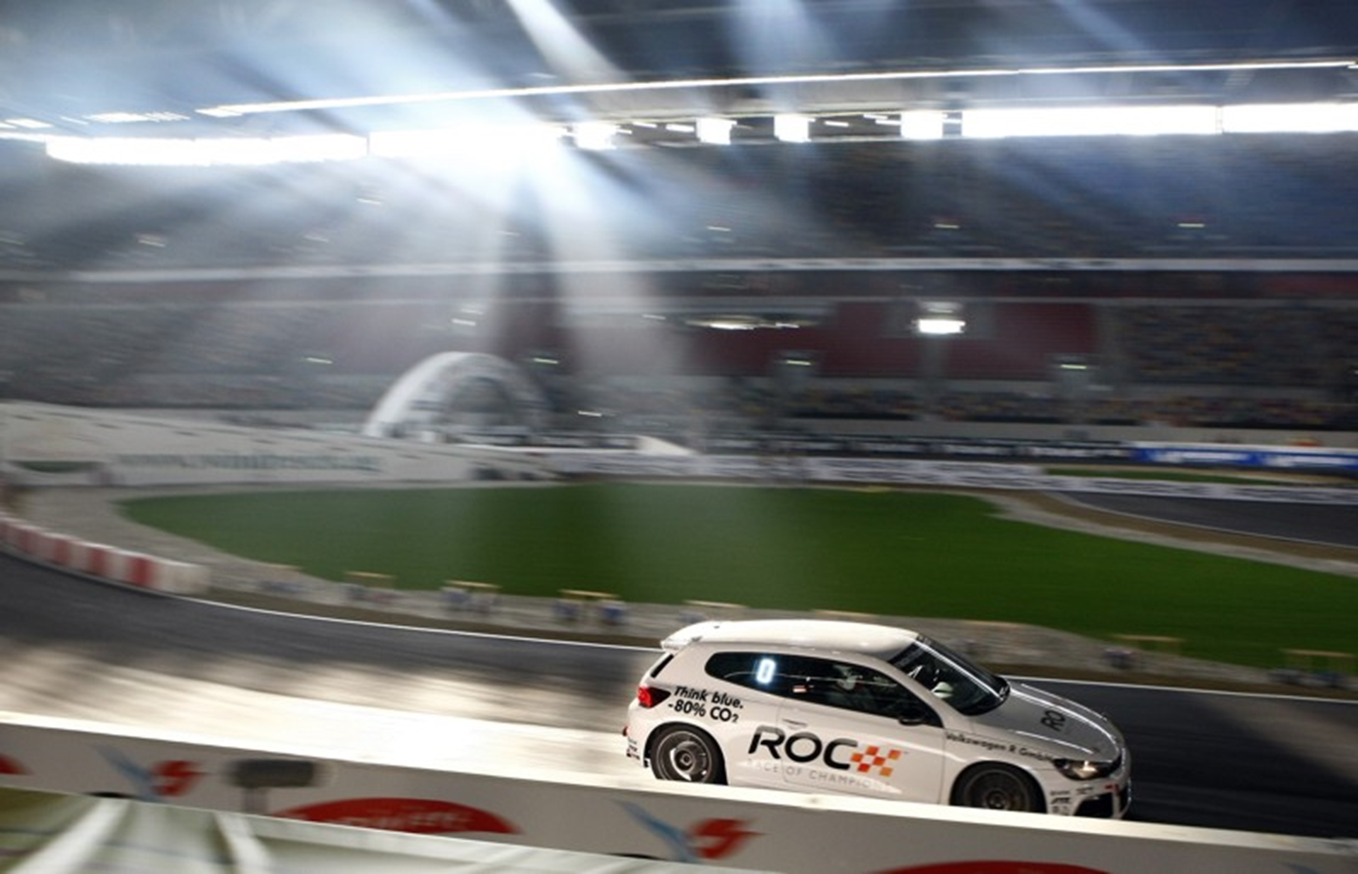 Volkswagen at Race of Champions