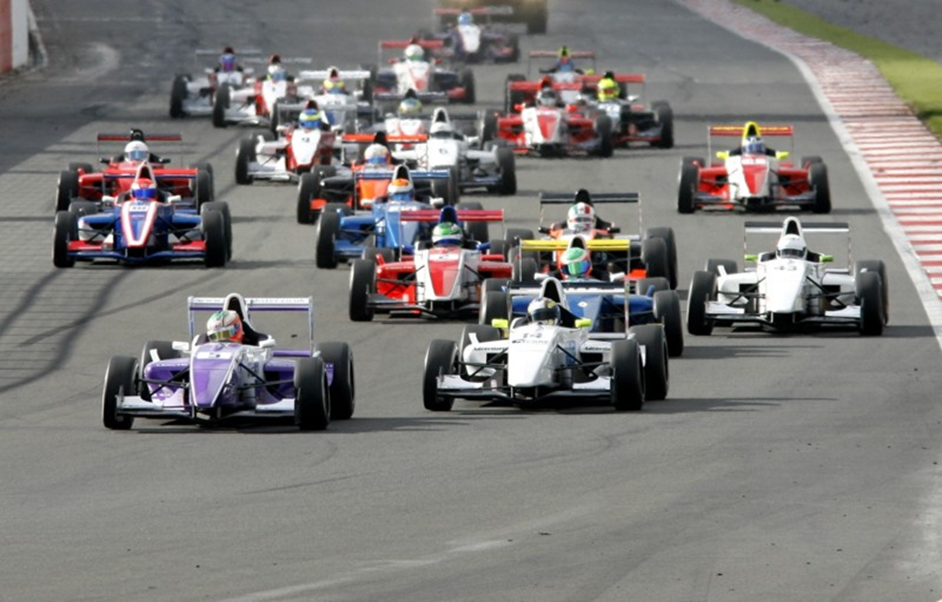 Protyre Formula Renault BARC - Silverstone