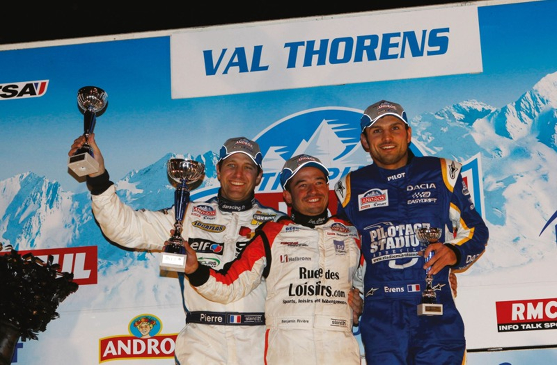 Podium success for Dacia Lodgy Glace1