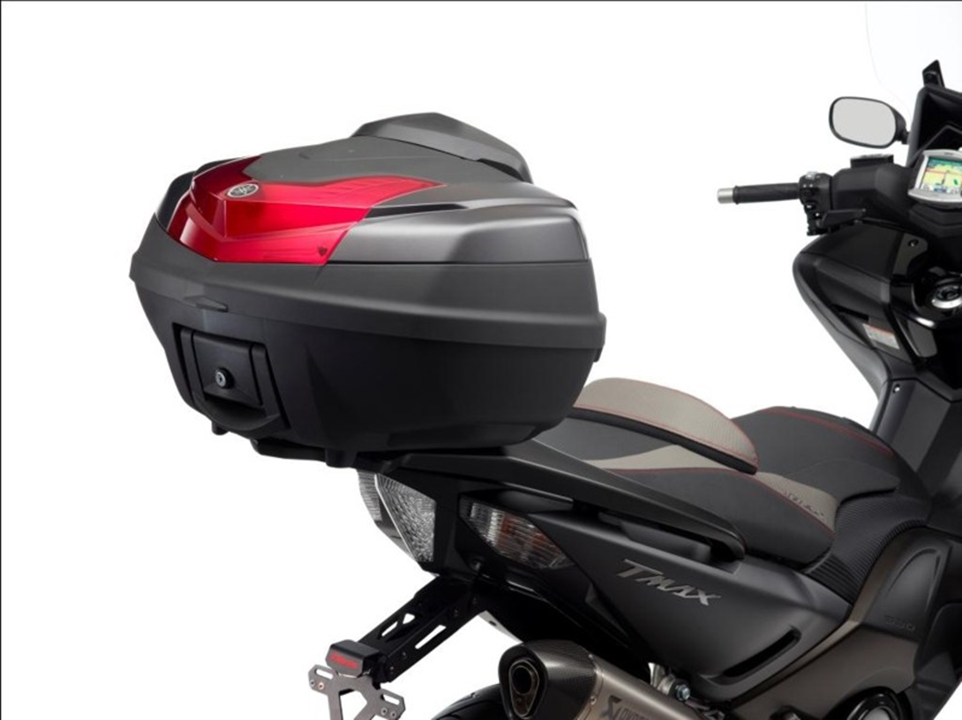 New Yamaha Top Cases for 2012