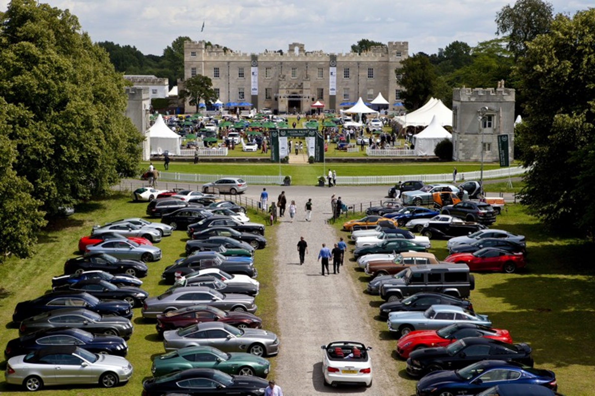 Salon Privé 2012: New dates announced