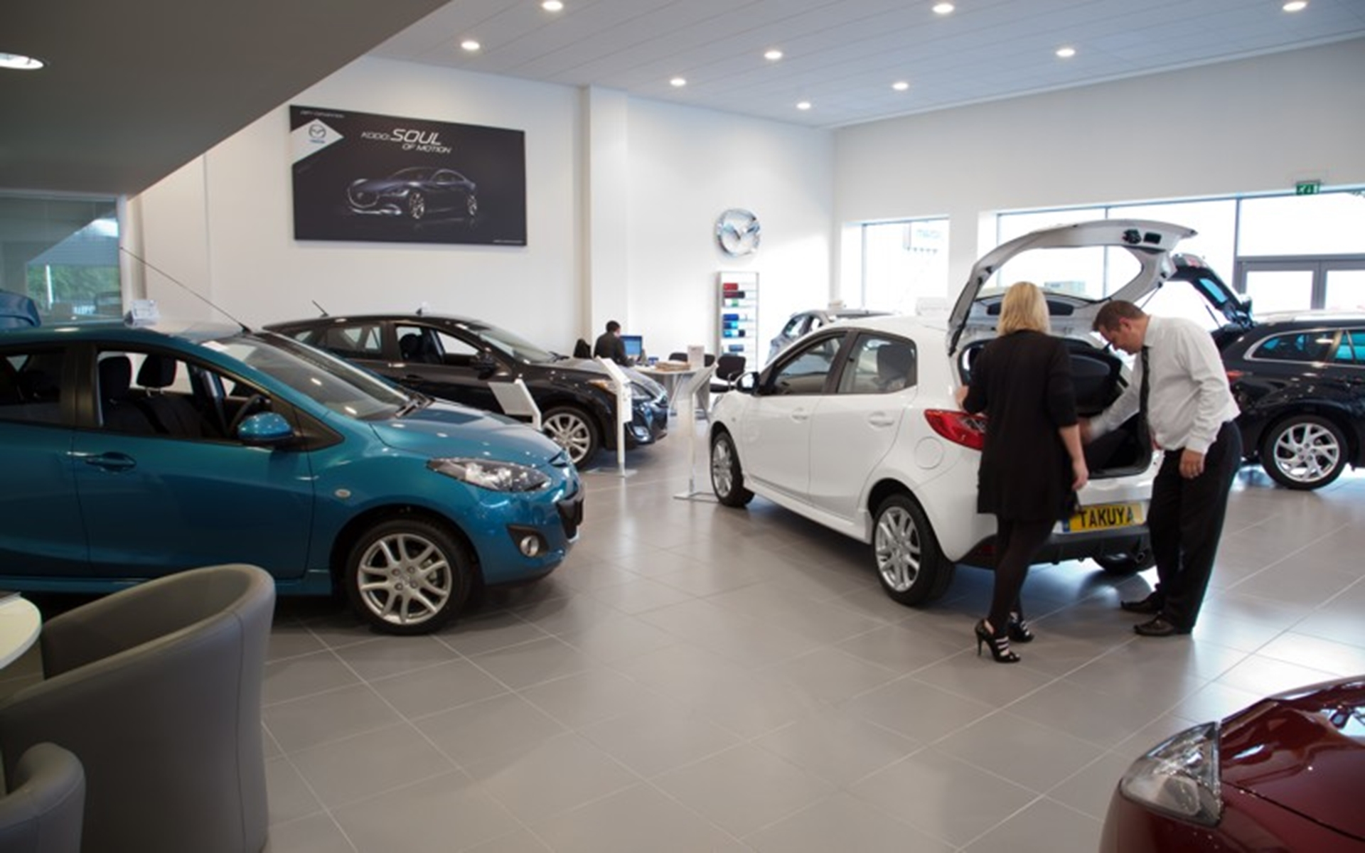 Mazda dealers at cutting edge of e-retailing