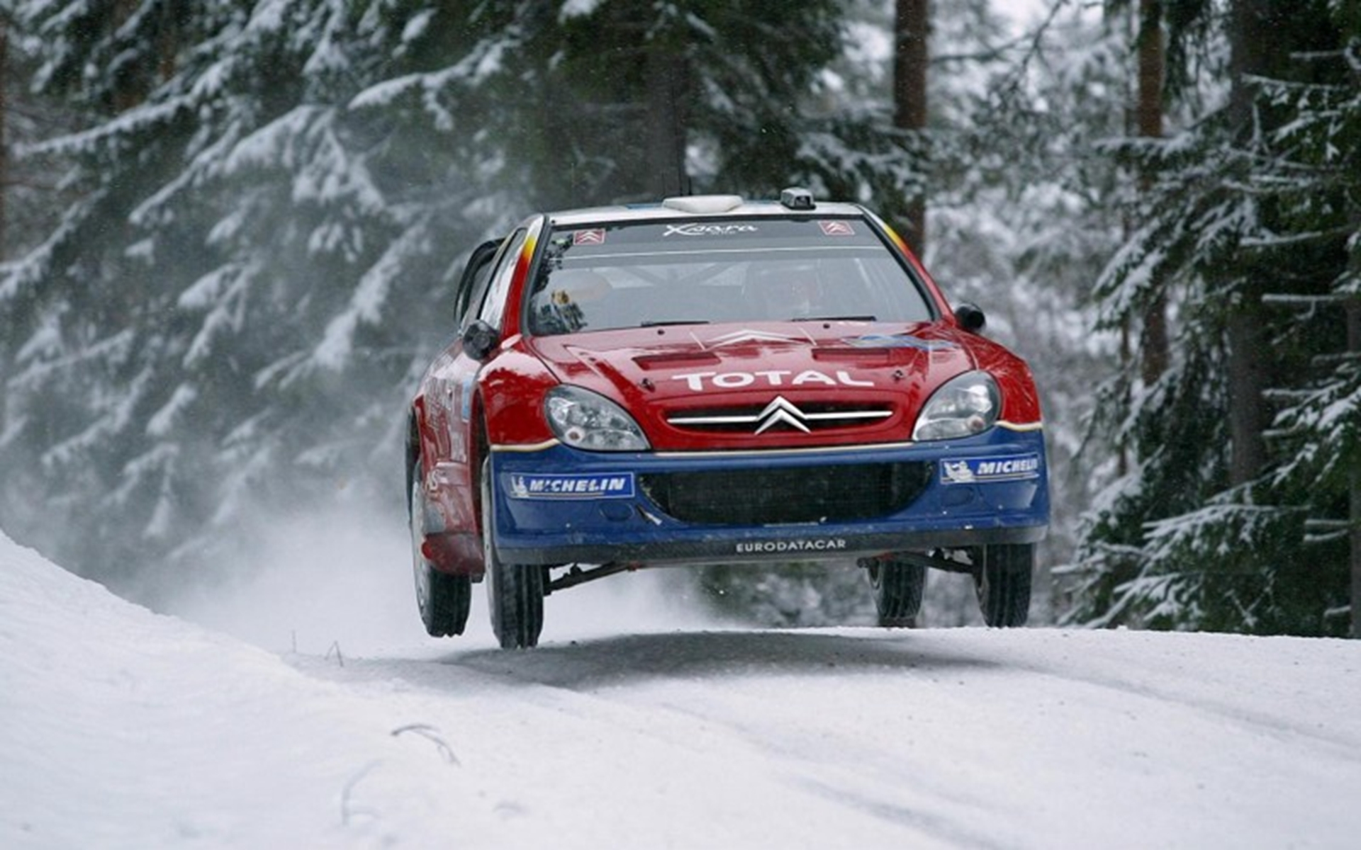 2004 rally sweden