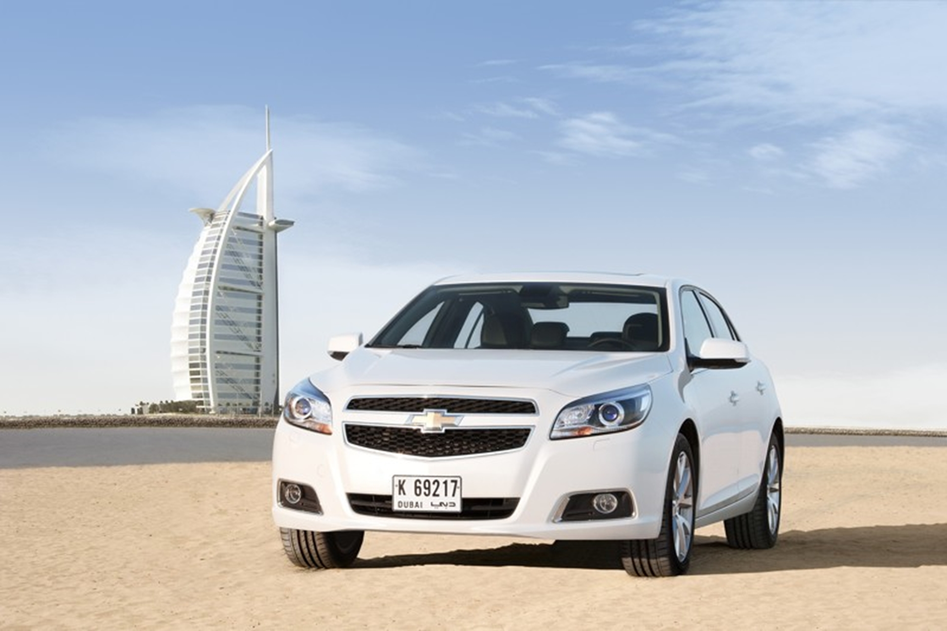 2013 Chevrolet Malibu United Arab Emirates