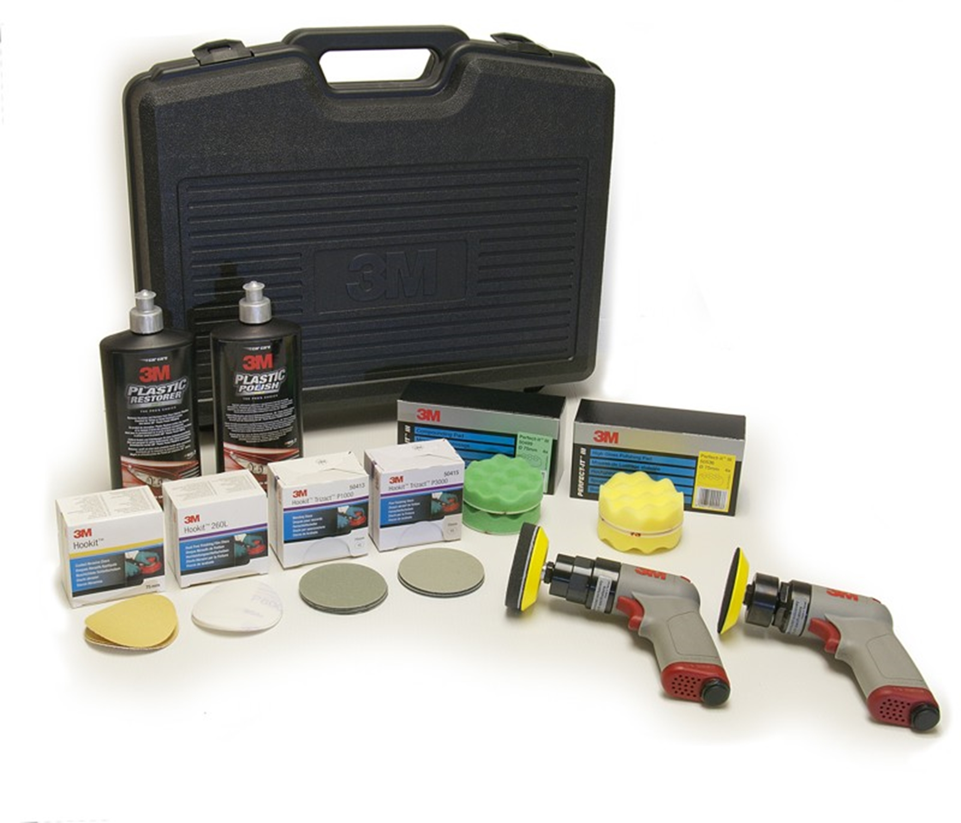 3M Headlamp Repair Kit