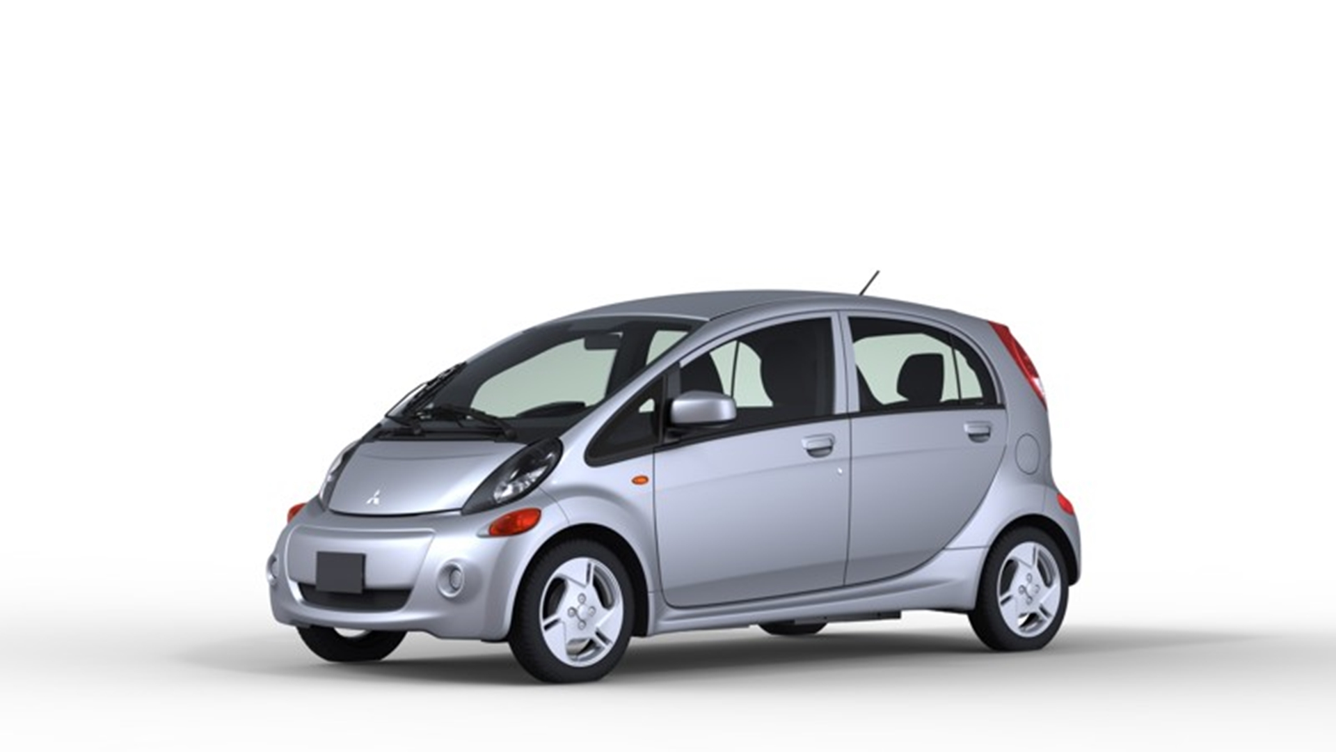 Noth American version of the i-MiEV