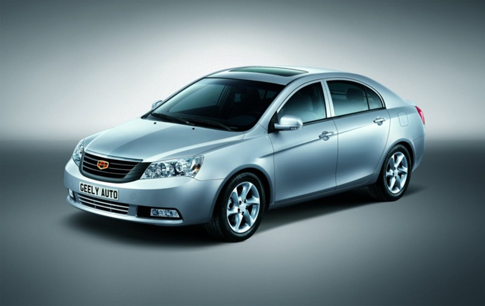 Geely Cars heading for the UK market