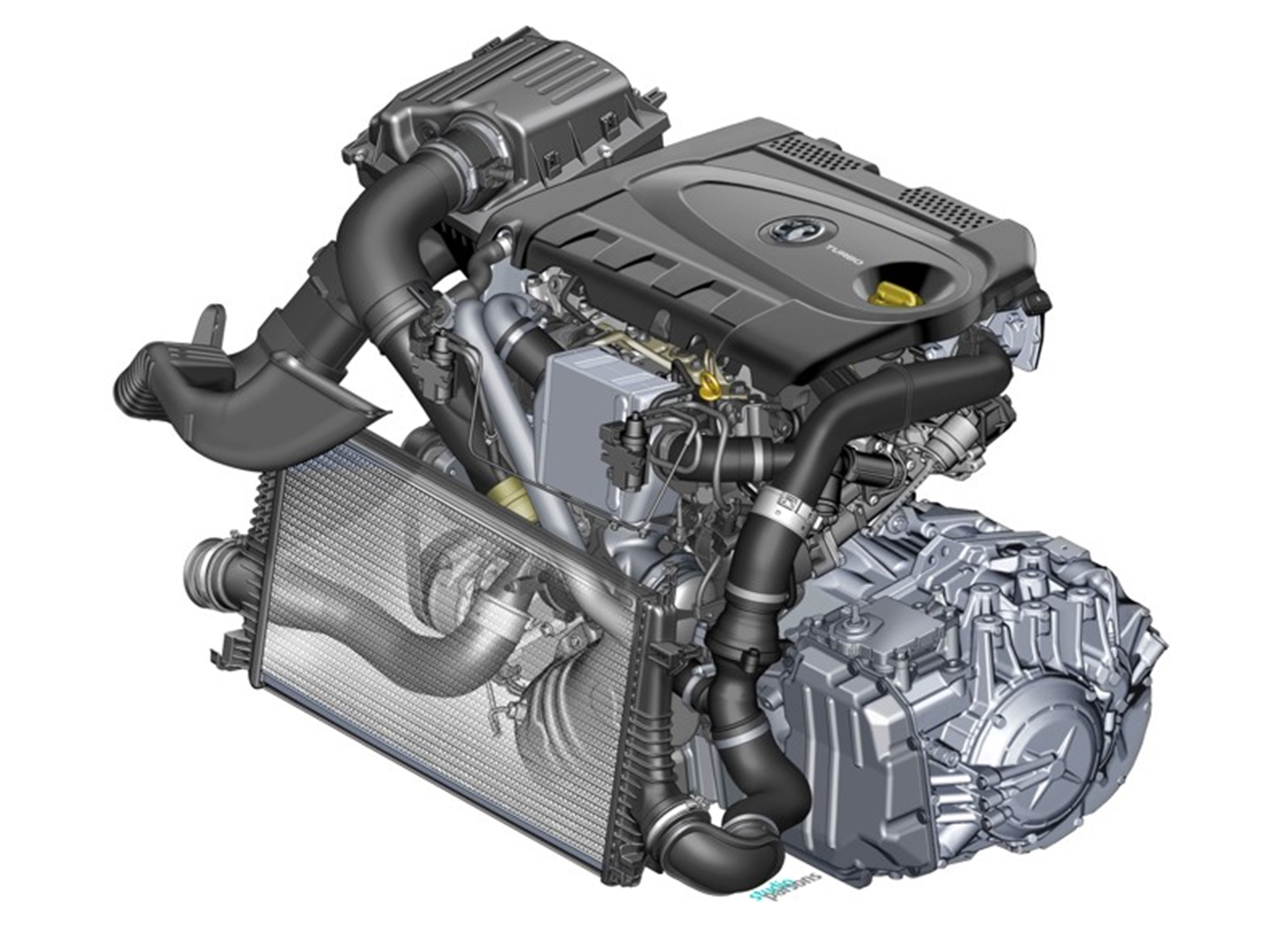 Vauxhall's twin-sequential turbocharged diesel engine