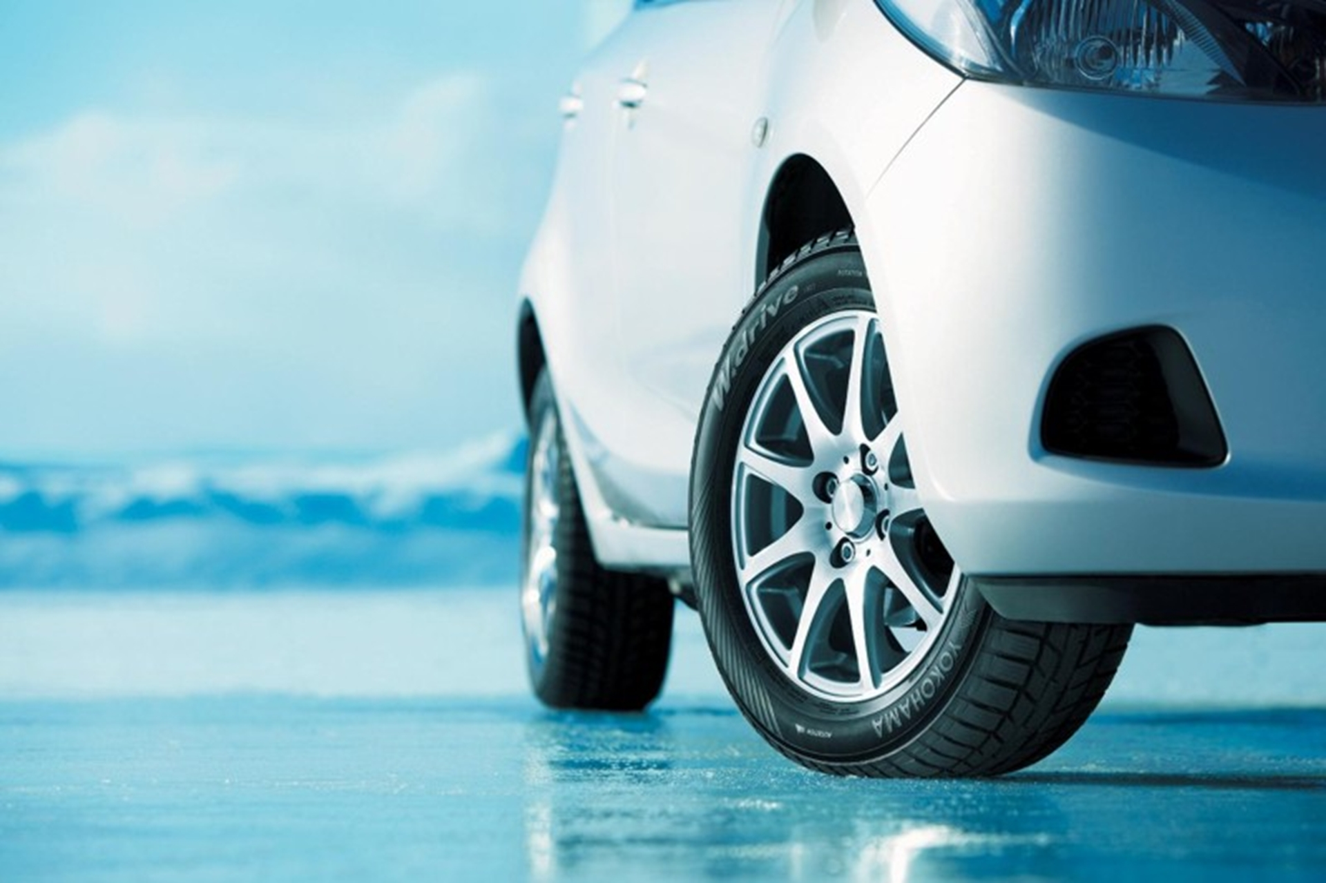 The time - and temperatures - are right for a Toyota tyre change