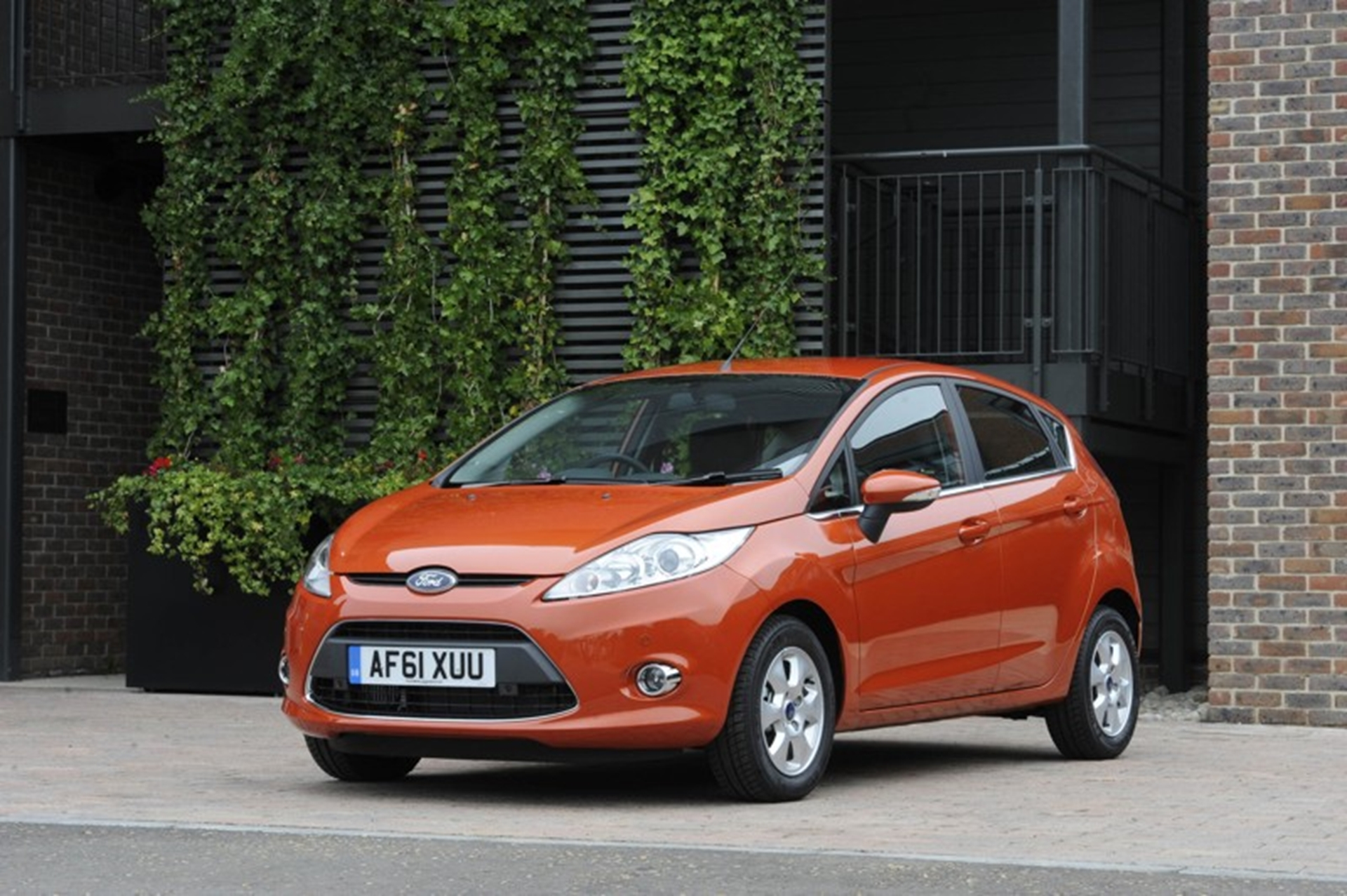 The Ford Fiesta was the UK best seller in November