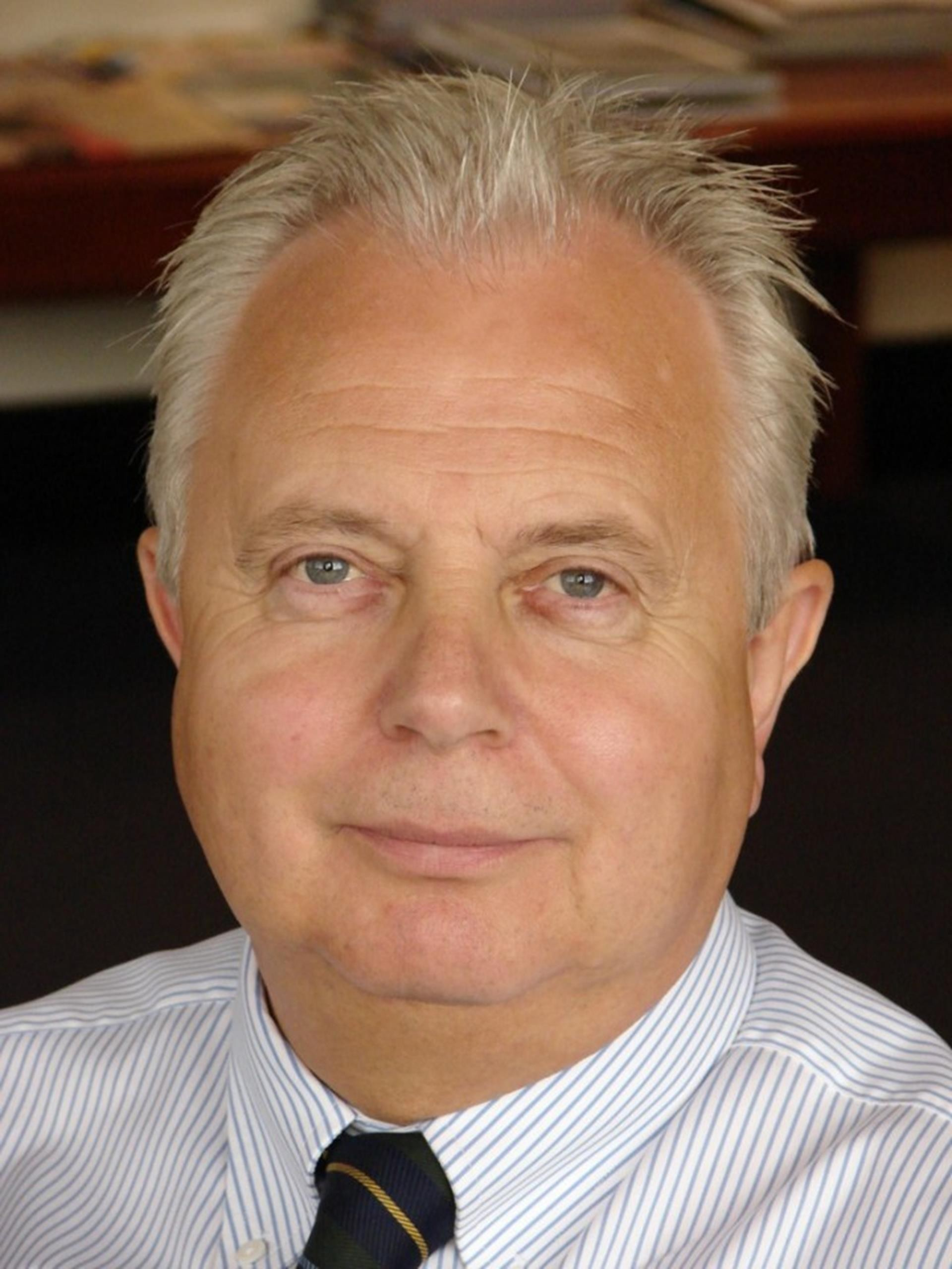 Bill Parfitt, Chairman of GM UK and Vauxhall Motors