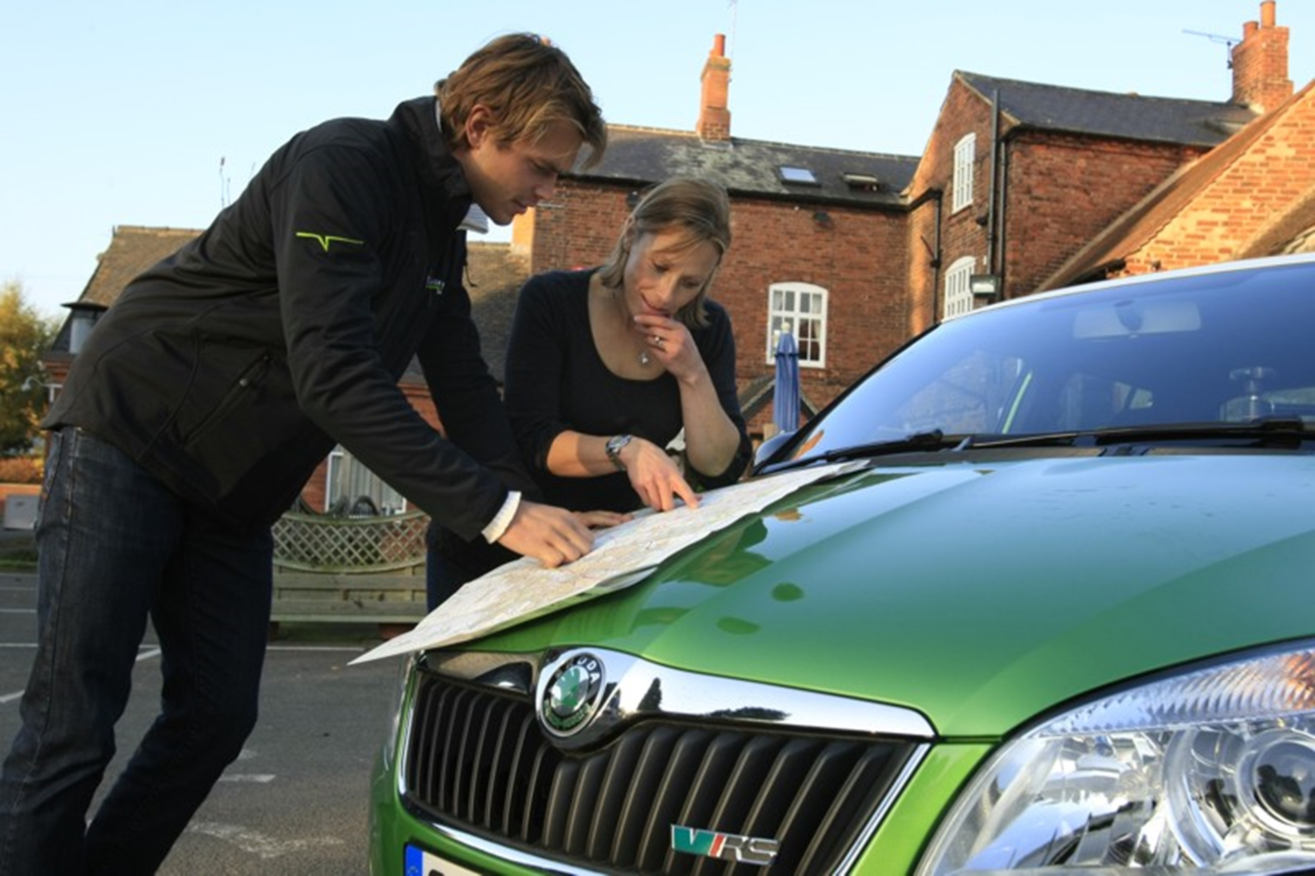 ŠKODA UK and Fifth Gear TV Rally to the Cause