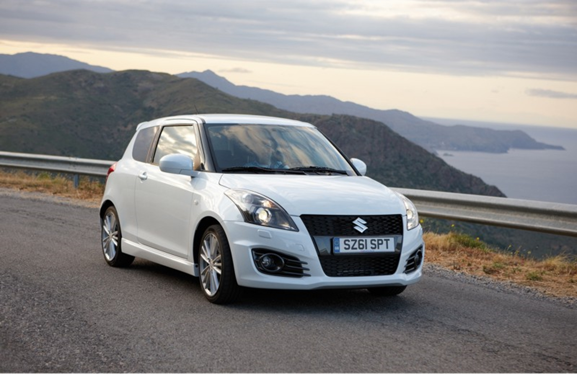 Suzuki Swift Sport: The all new compact Sport Supermini
