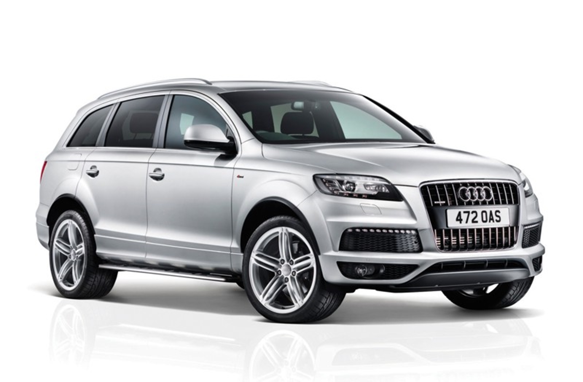 The Audi Q7 3.0 TDI (204PS) S line Plus