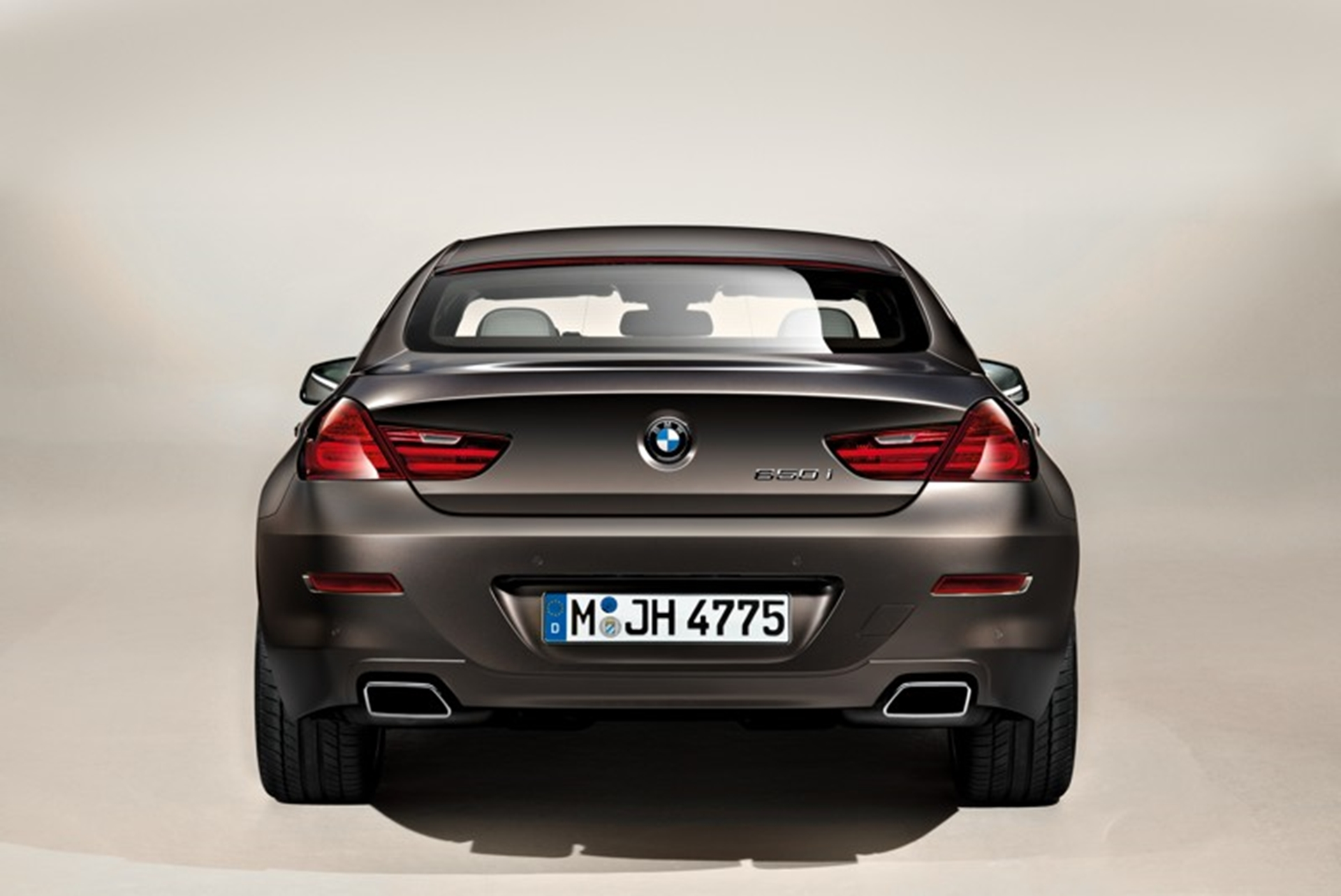 BMW 6-Series Front-2013 exterior