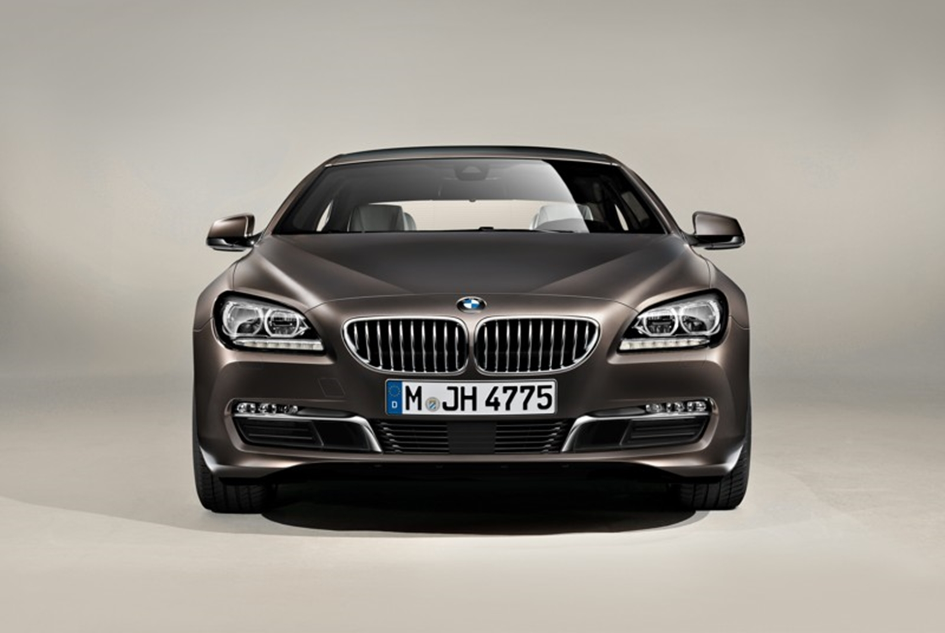 BMW 6-Series Front