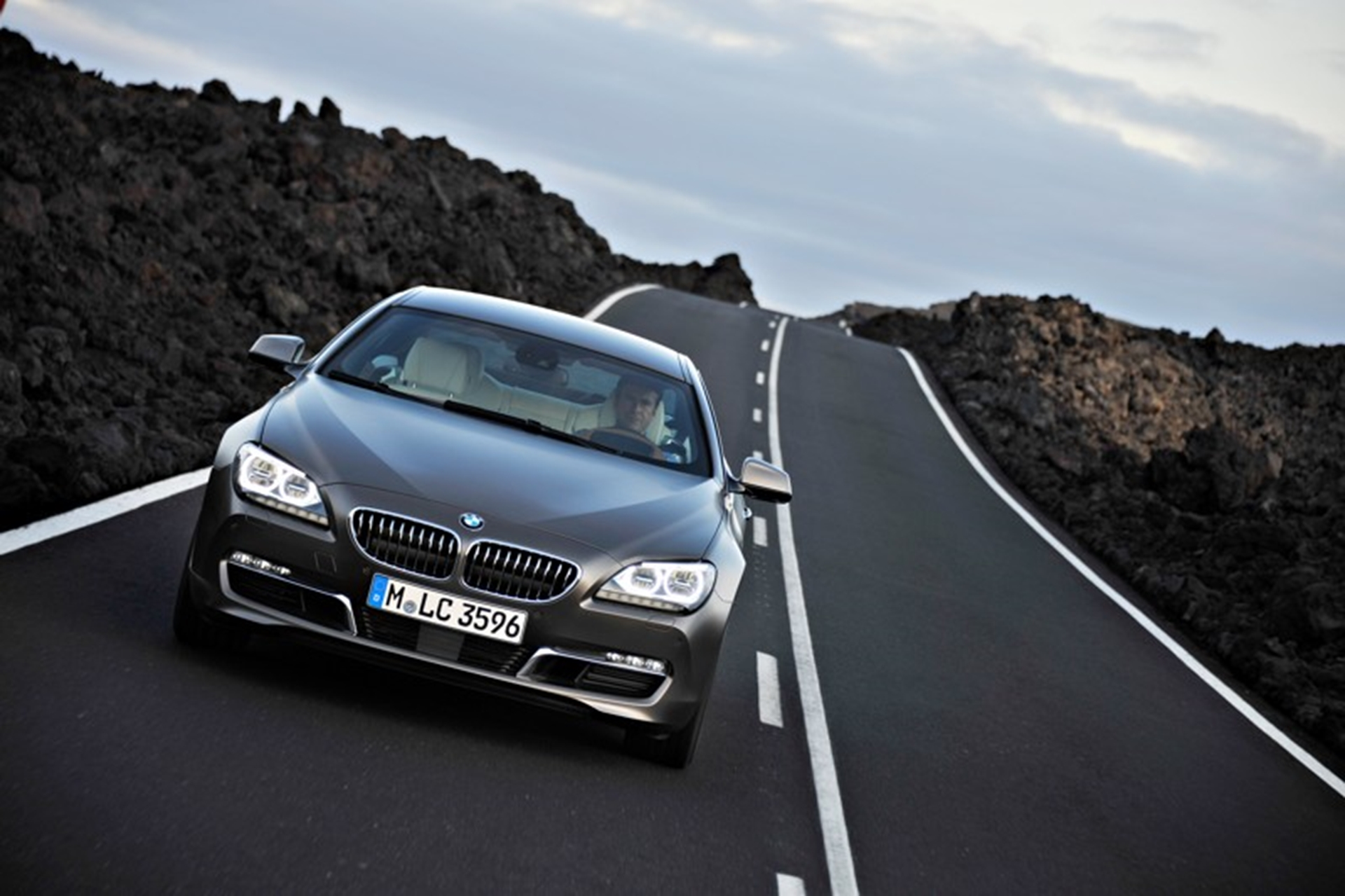 BMW-6 Series Gran Coupe 2013