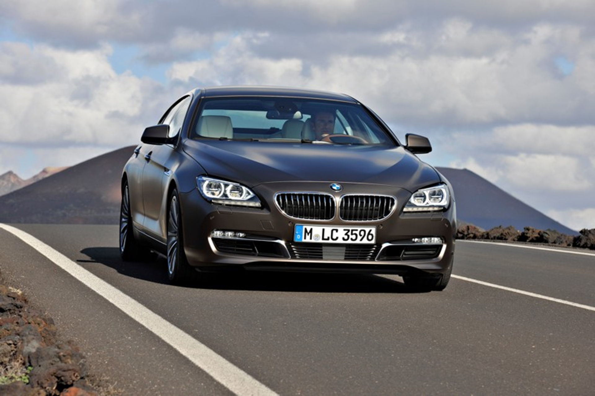BMW-6 Series Gran Coupe