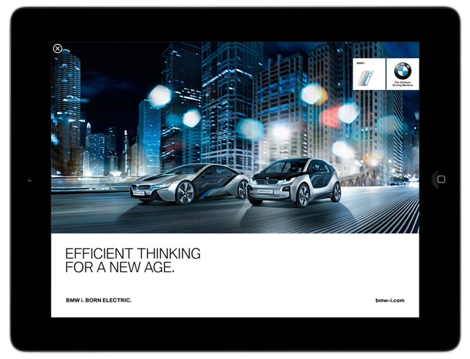 BMW Advertisement Europe