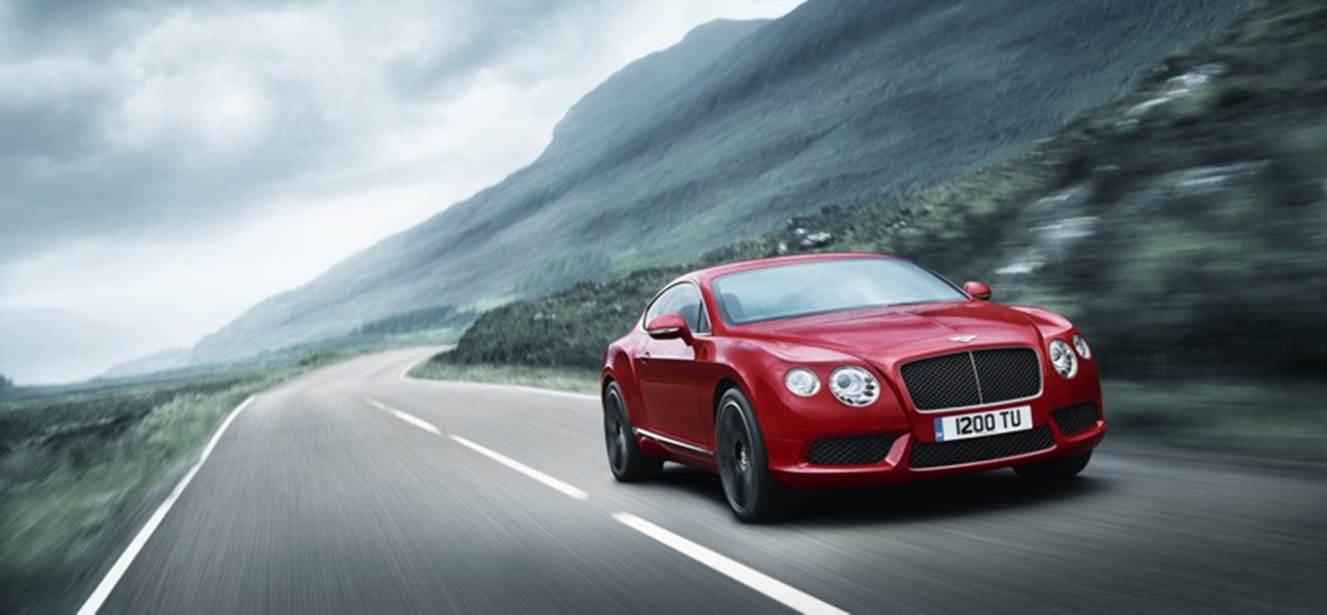 The New Bentley Continental GT V81