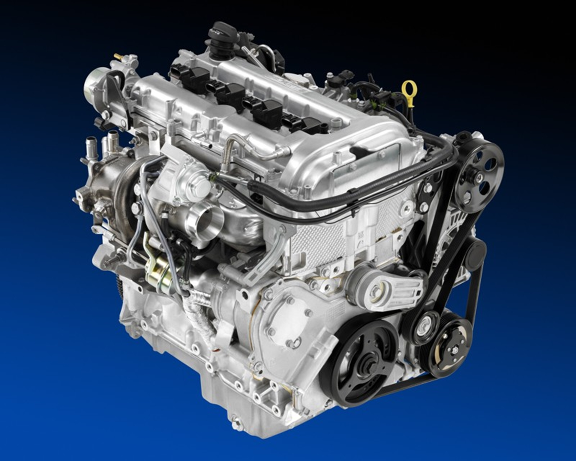2011 Ecotec 2.0L I-4 VVT DI Turbo for Buick Regal
