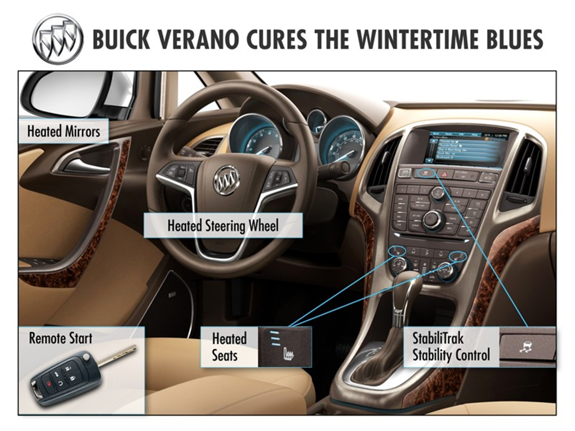 Buick Verano Cold Weather