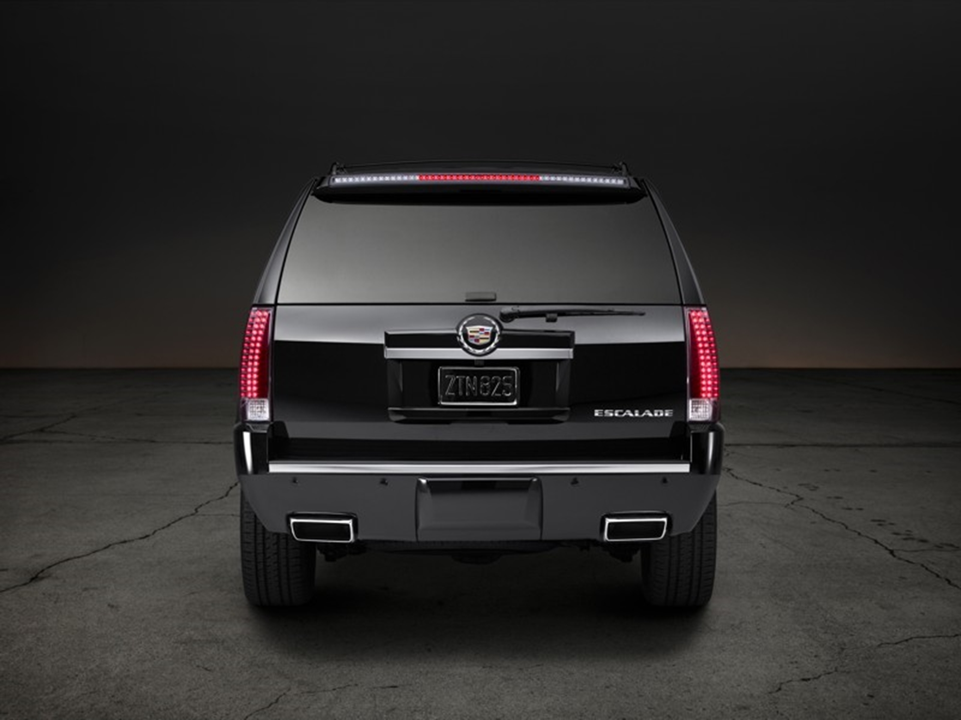 Cadillac Escalade 2012 Rear