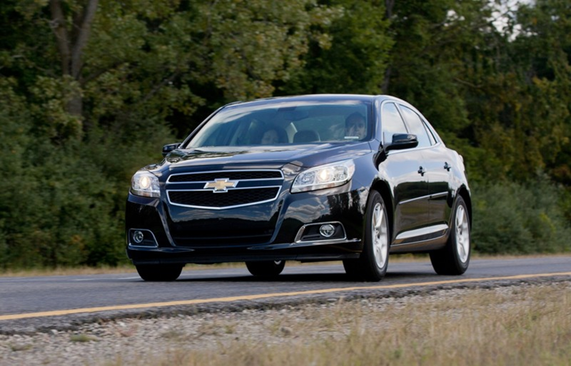 Chevrolet Malibu Safety