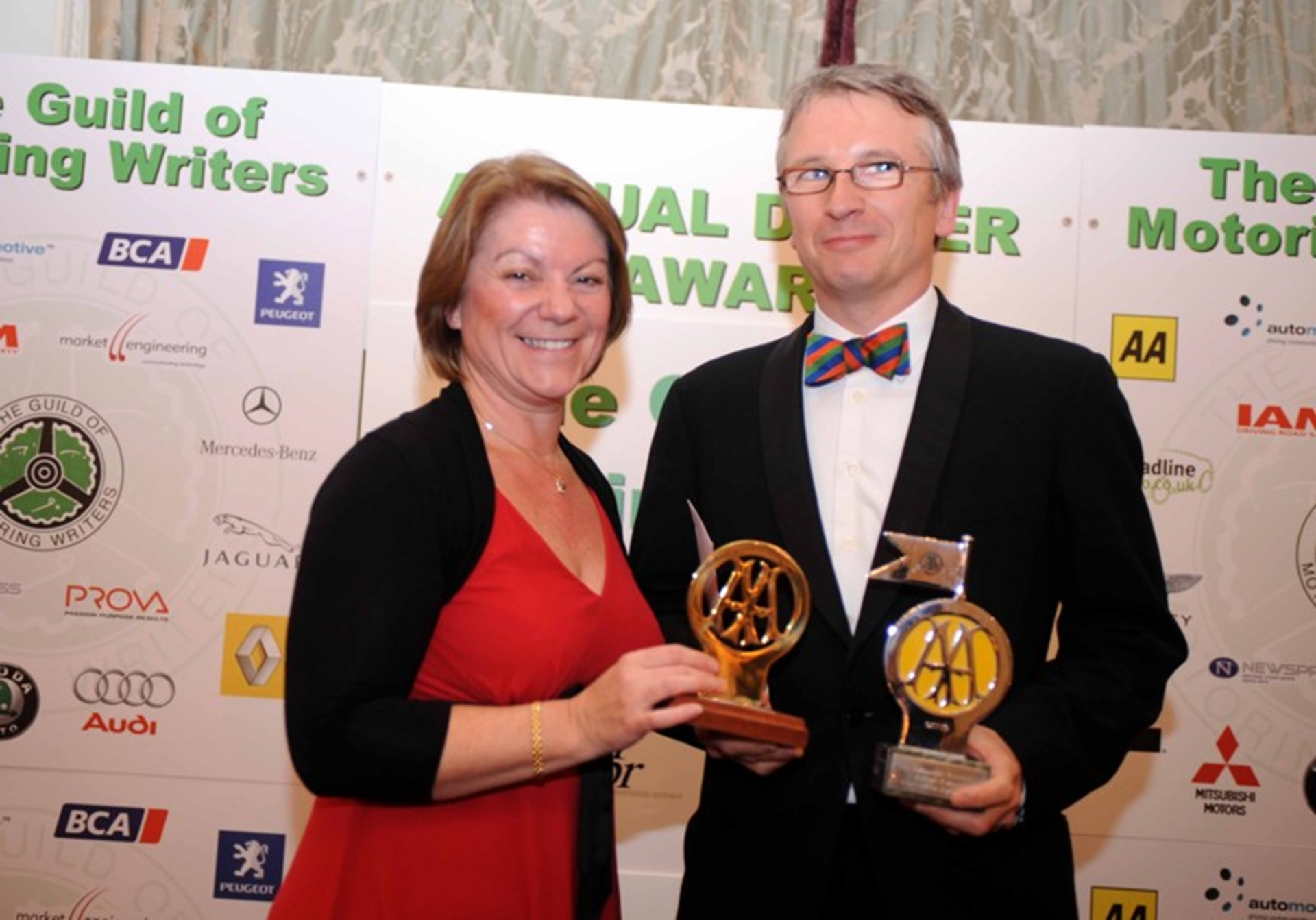 The Guild Of Motoring Writers Awards