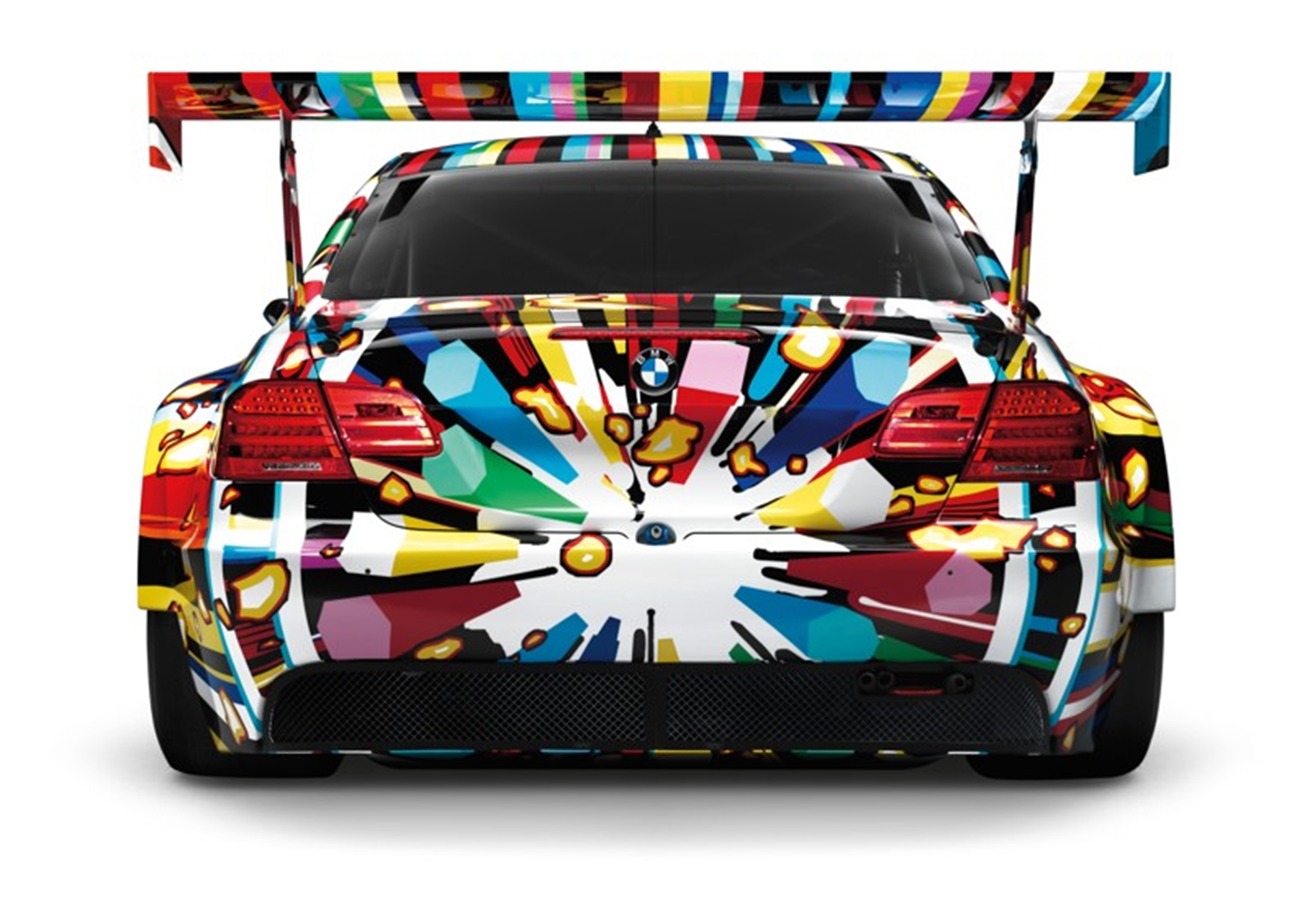 Jeff Koons BMW