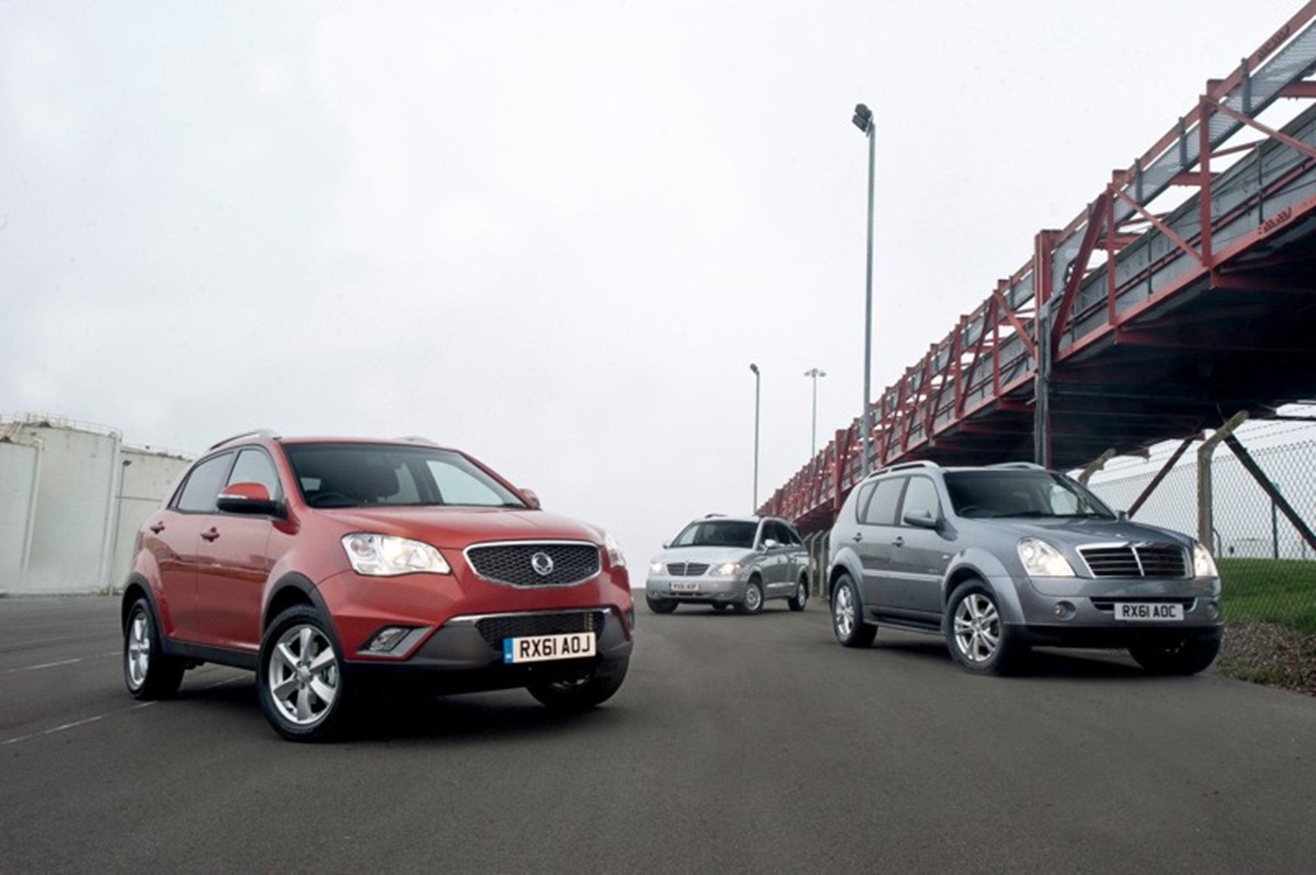 Ssangyong Adds More Dealers