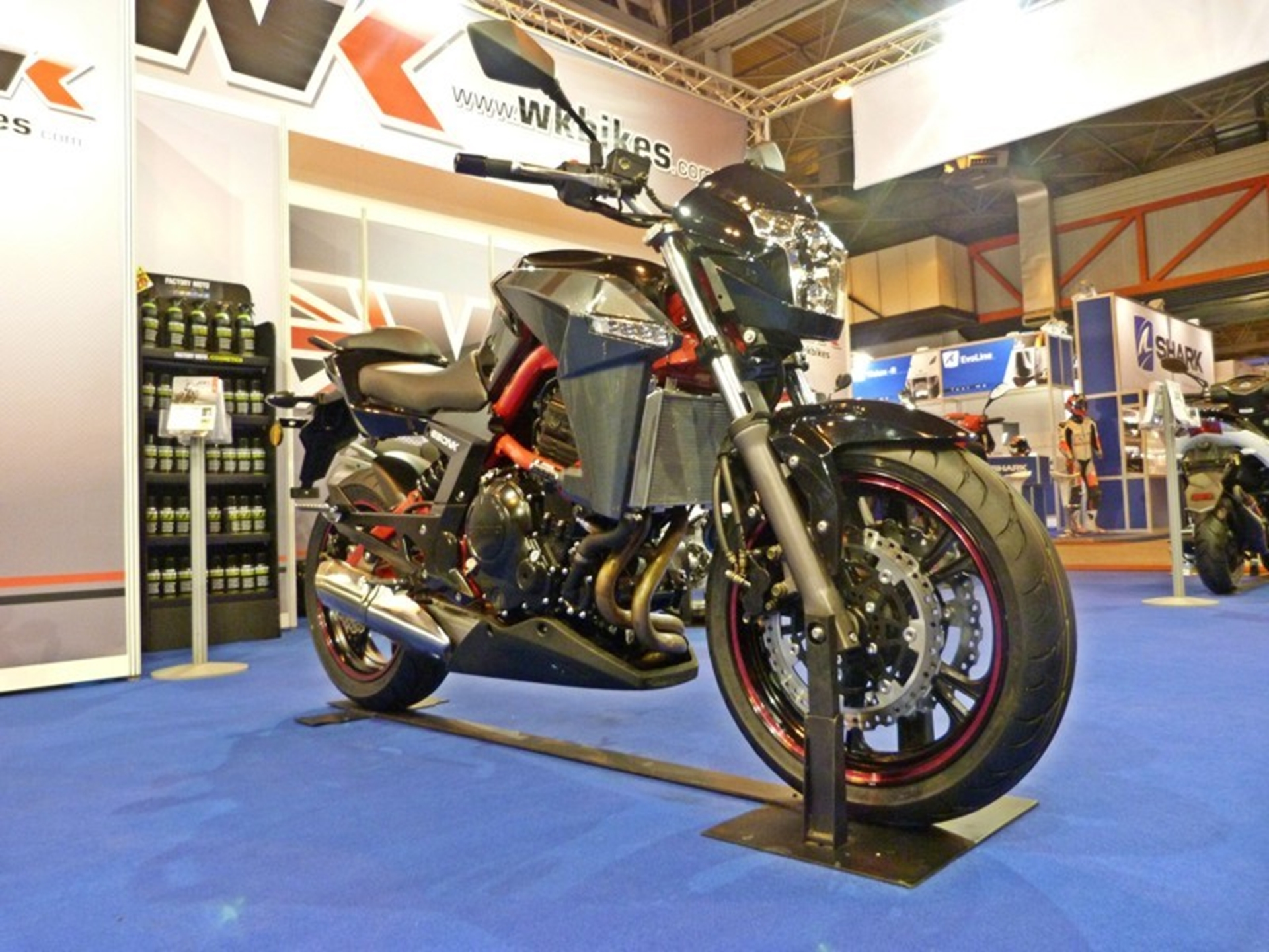 The WK650 will be landing in the UK next Spring...