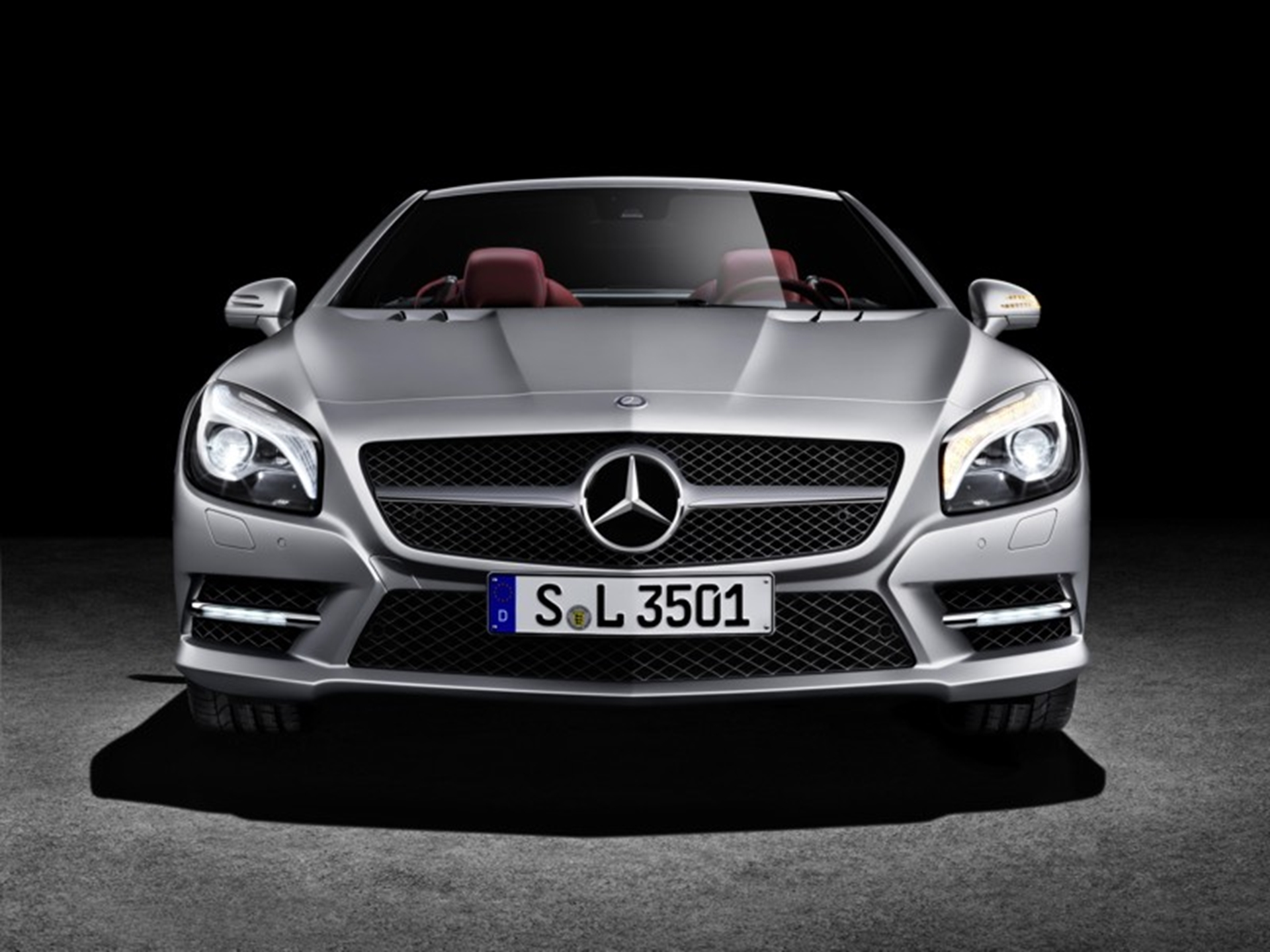 The 2012 Mercedes-Benz SL