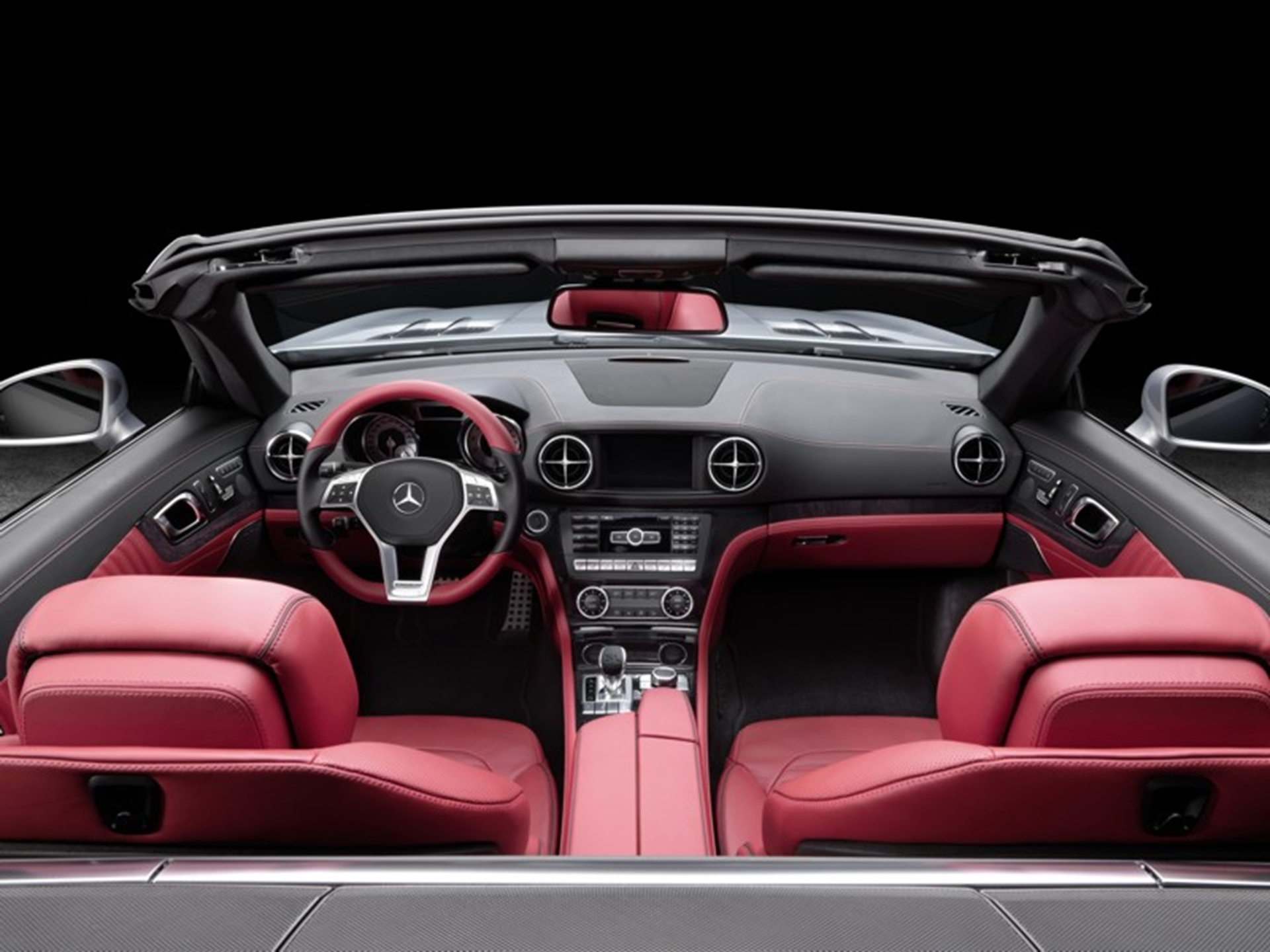 New Mercedes-Benz SL 2012