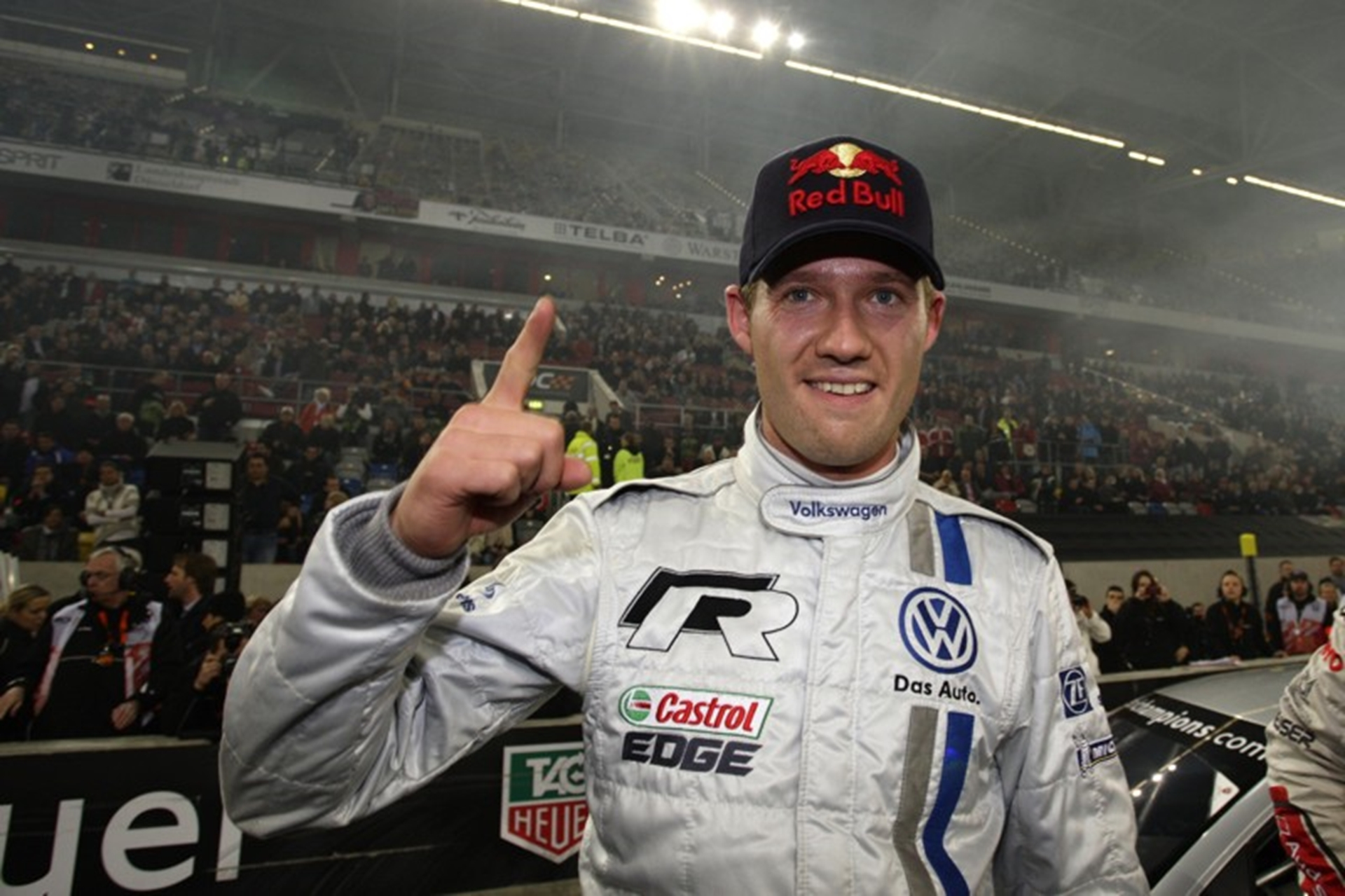 Volkswagen rally star Ogier is Champion of Champions