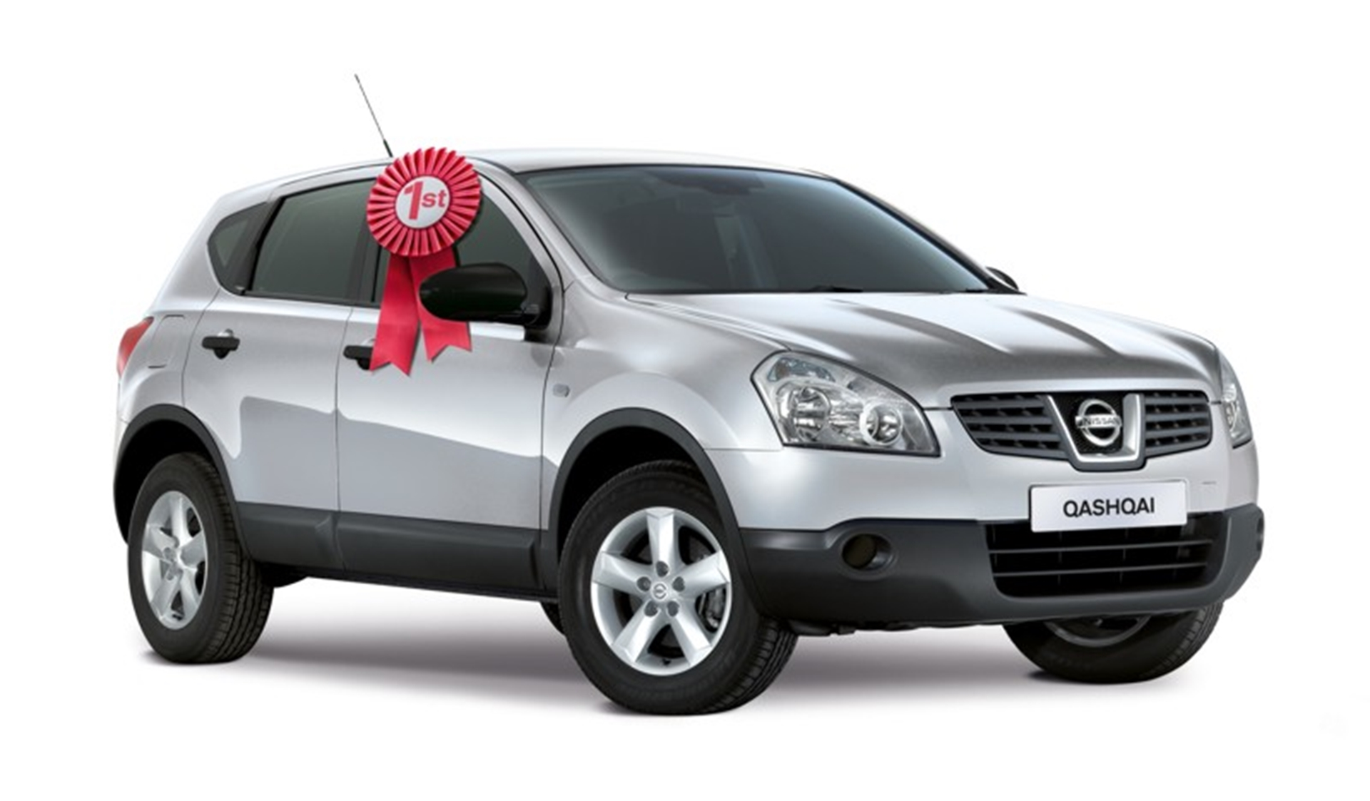 Qashqai named CAP's Used Car of the Year