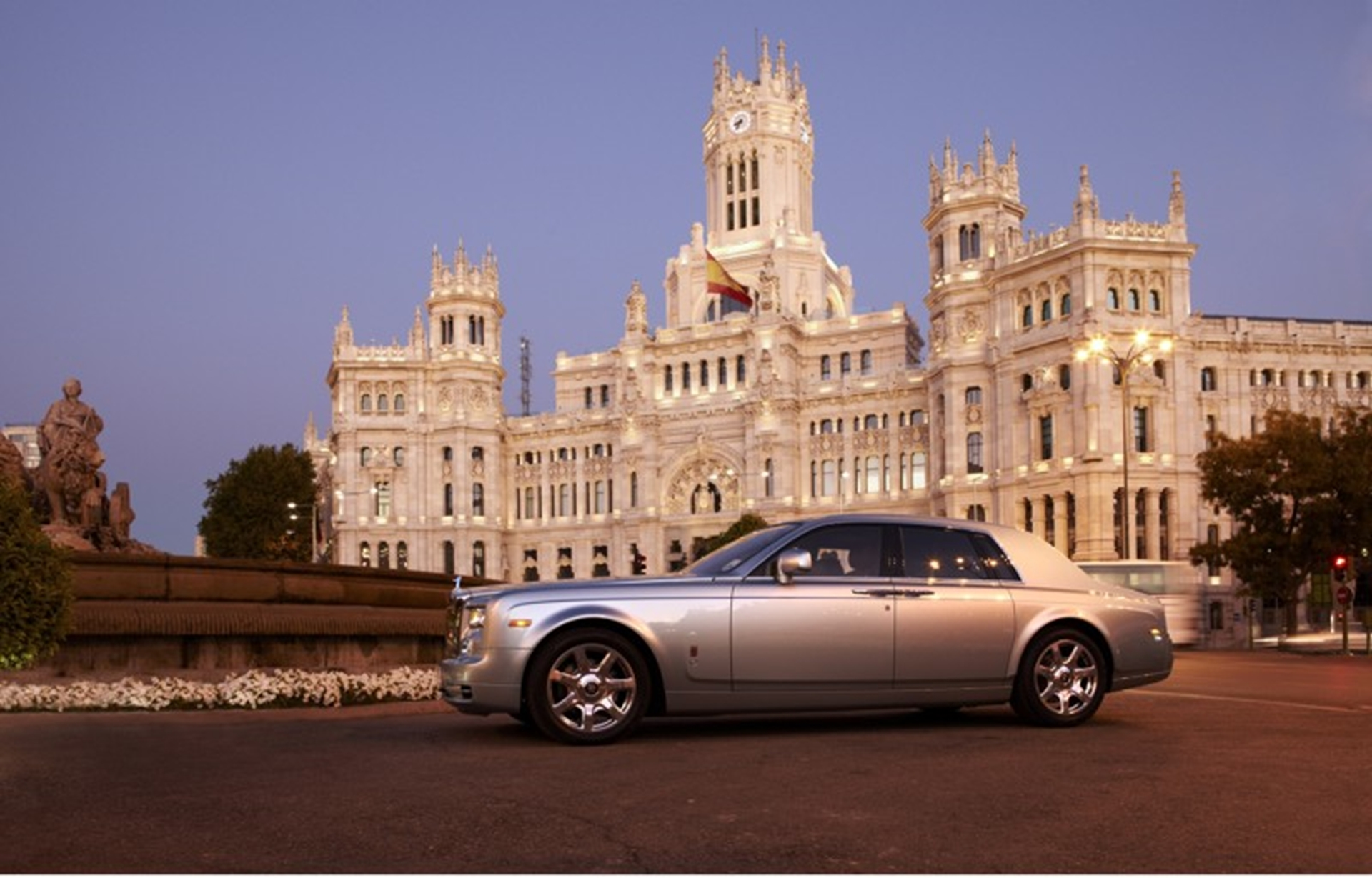 Rolls-Royce 102EX in Madrid