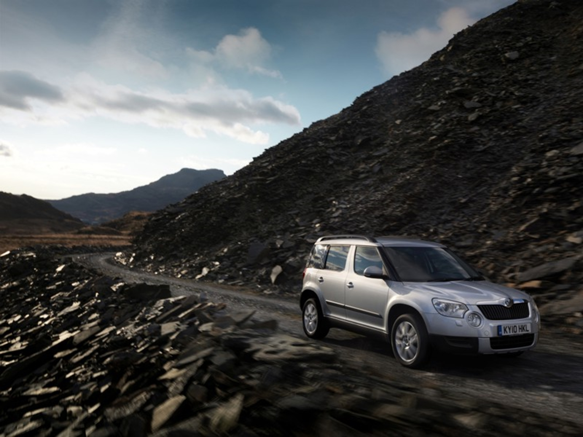SKODA Yeti scoops two class wins in '4x4 Of The Year' awards